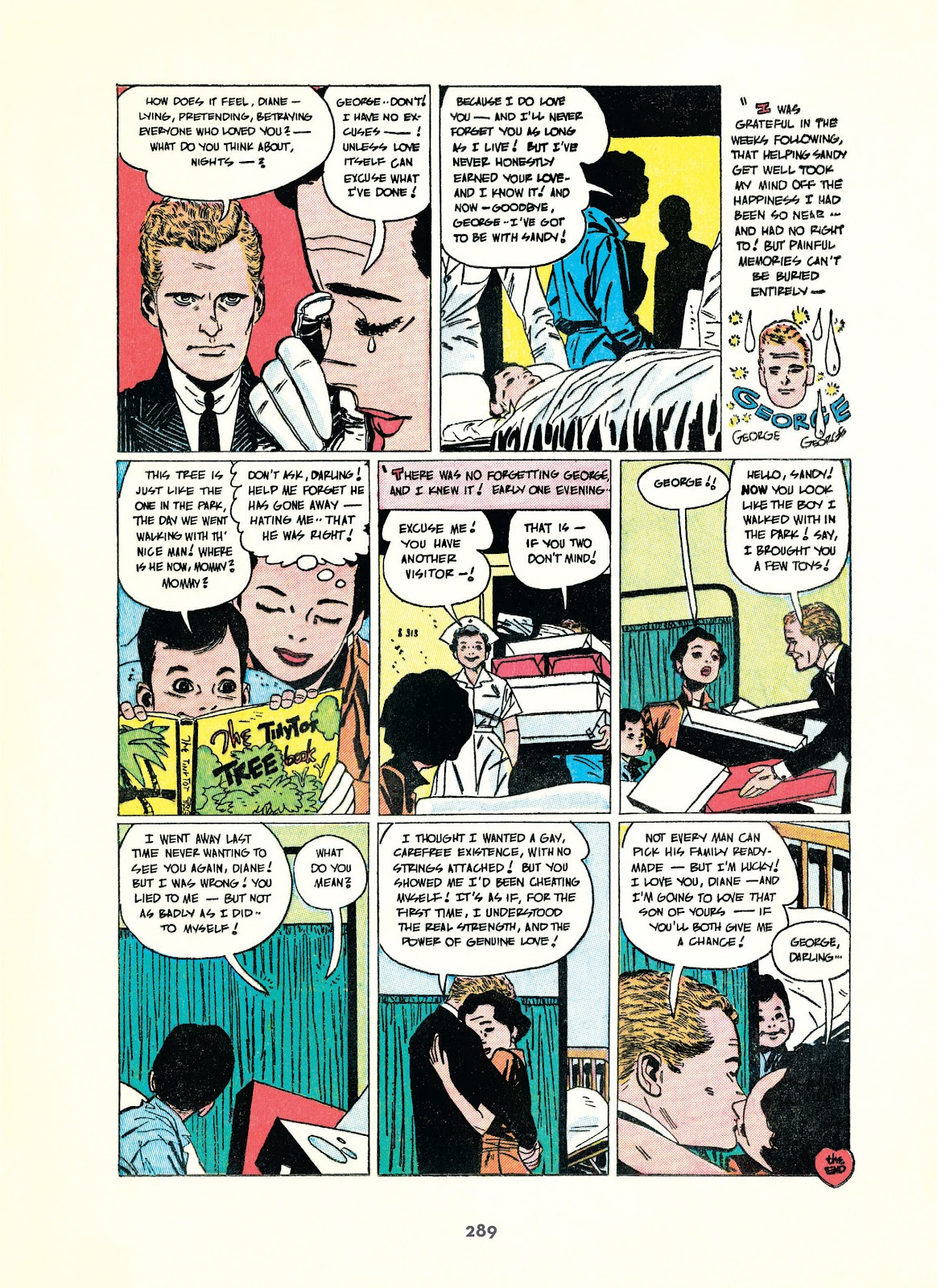 Read online Setting the Standard: Comics by Alex Toth 1952-1954 comic -  Issue # TPB (Part 3) - 90