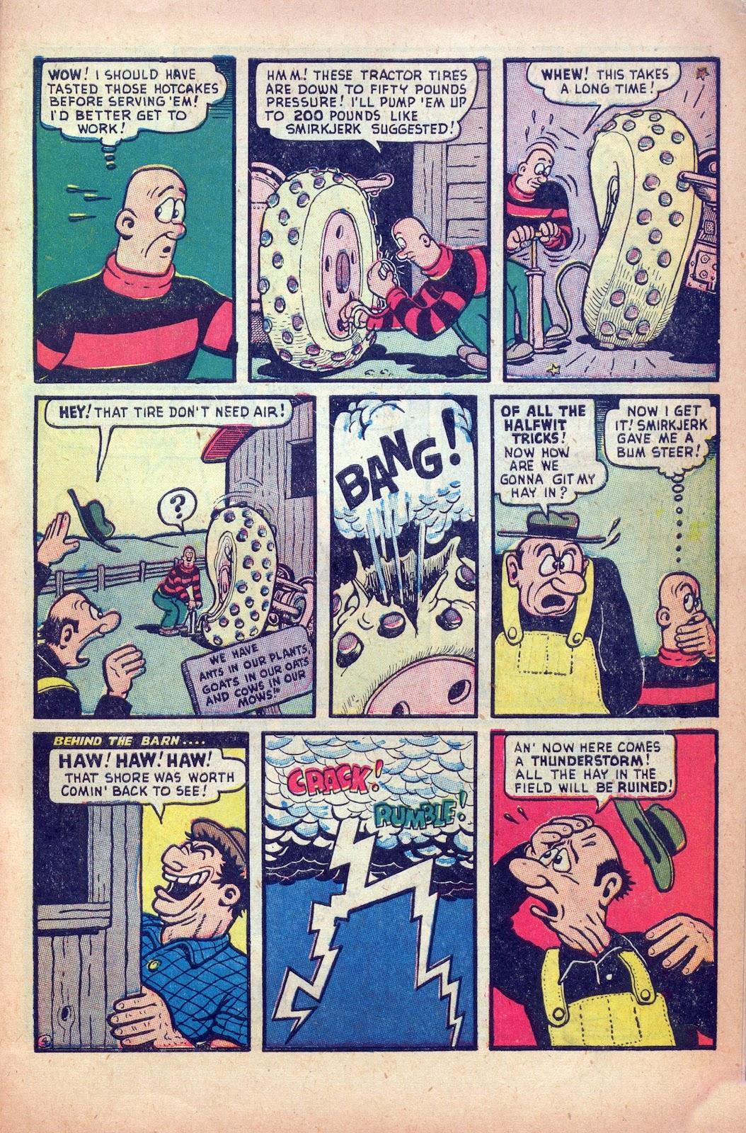 Read online Joker Comics comic -  Issue #25 - 43