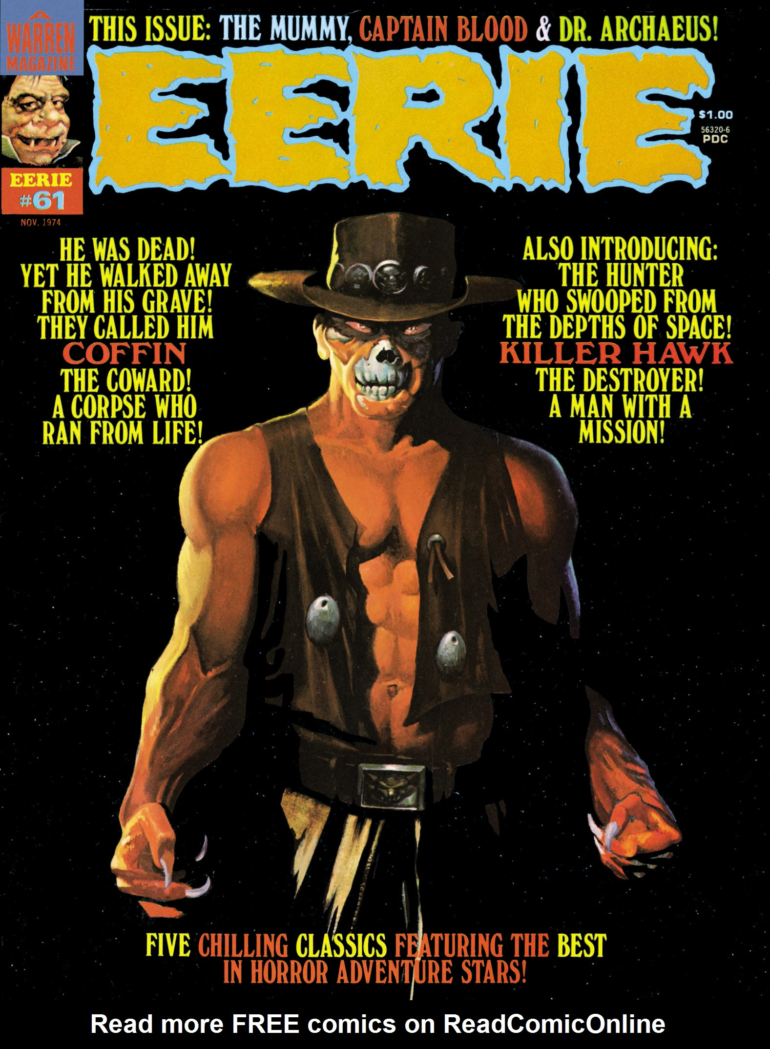 Read online Eerie Archives comic -  Issue # TPB 13 - 8