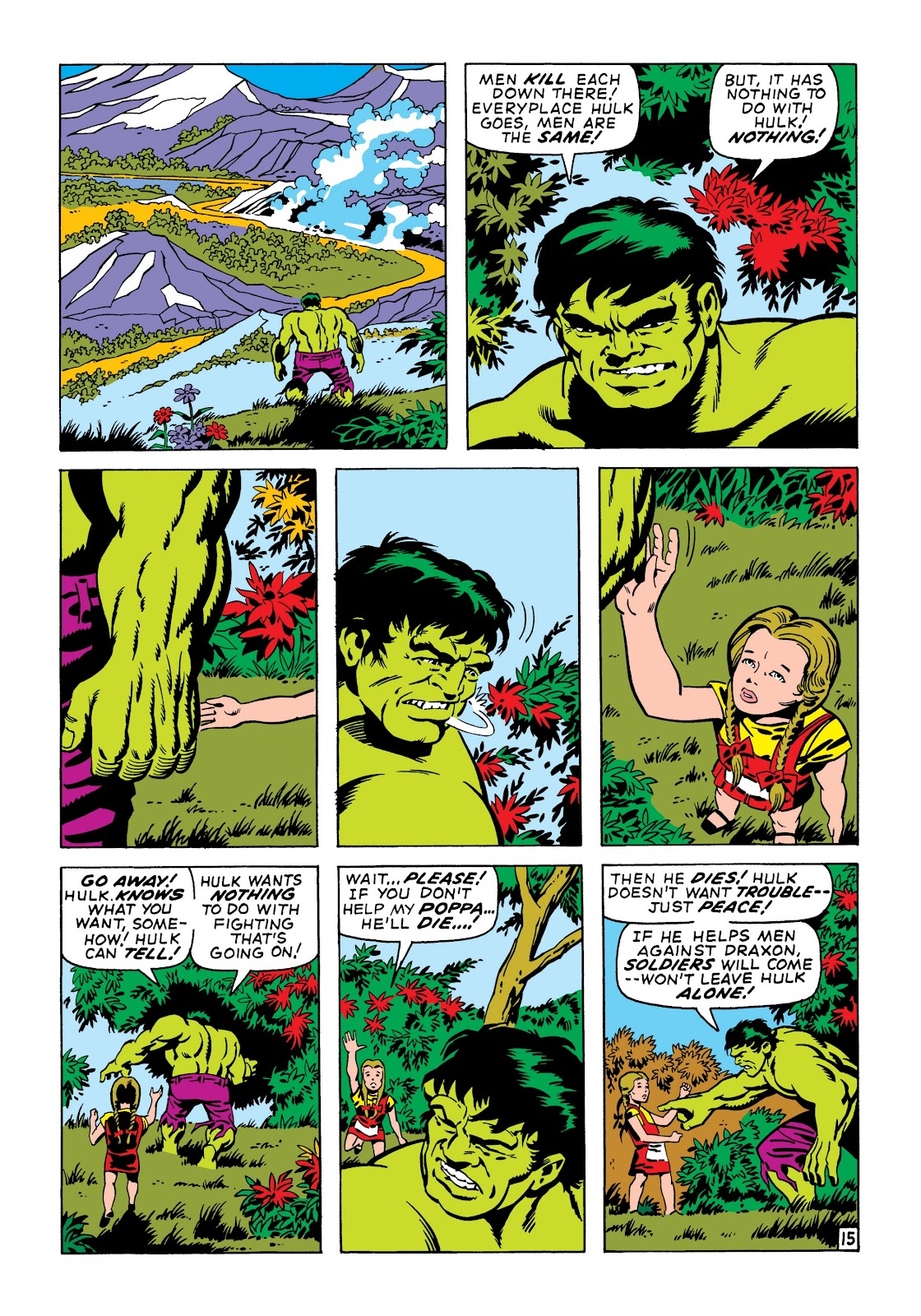 Read online Marvel Masterworks: The Incredible Hulk comic -  Issue # TPB 6 (Part 3) - 68