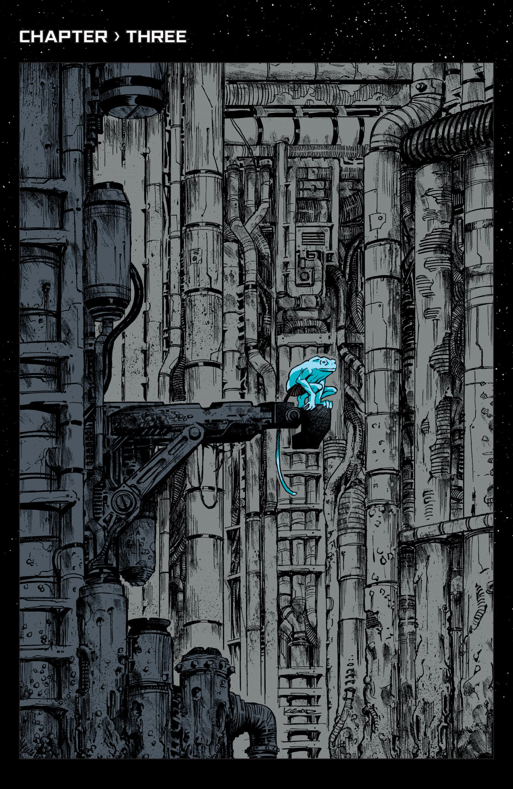 Read online Planetoid comic -  Issue # TPB - 74