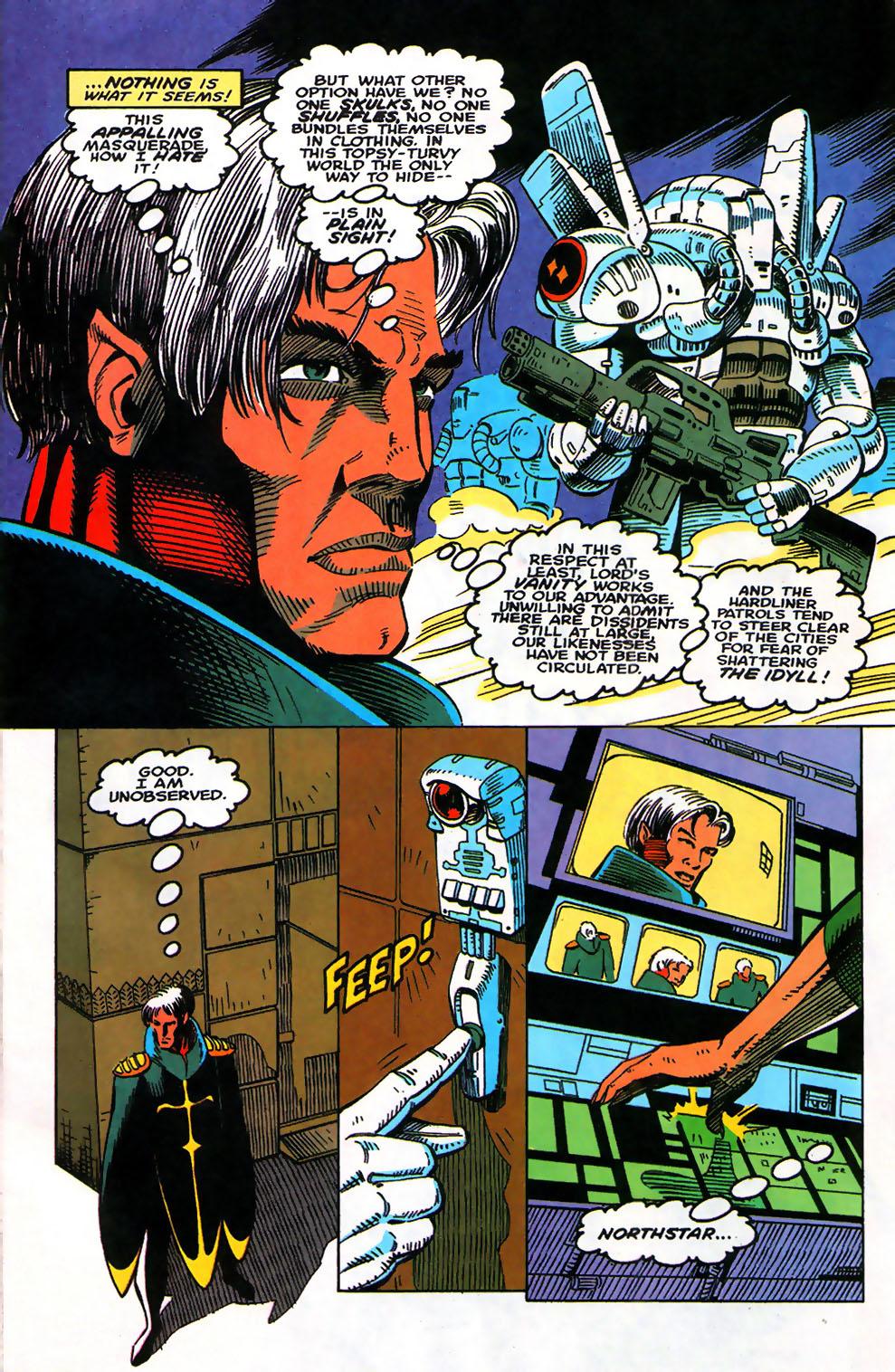 Alpha Flight (1983) issue 128 - Page 6