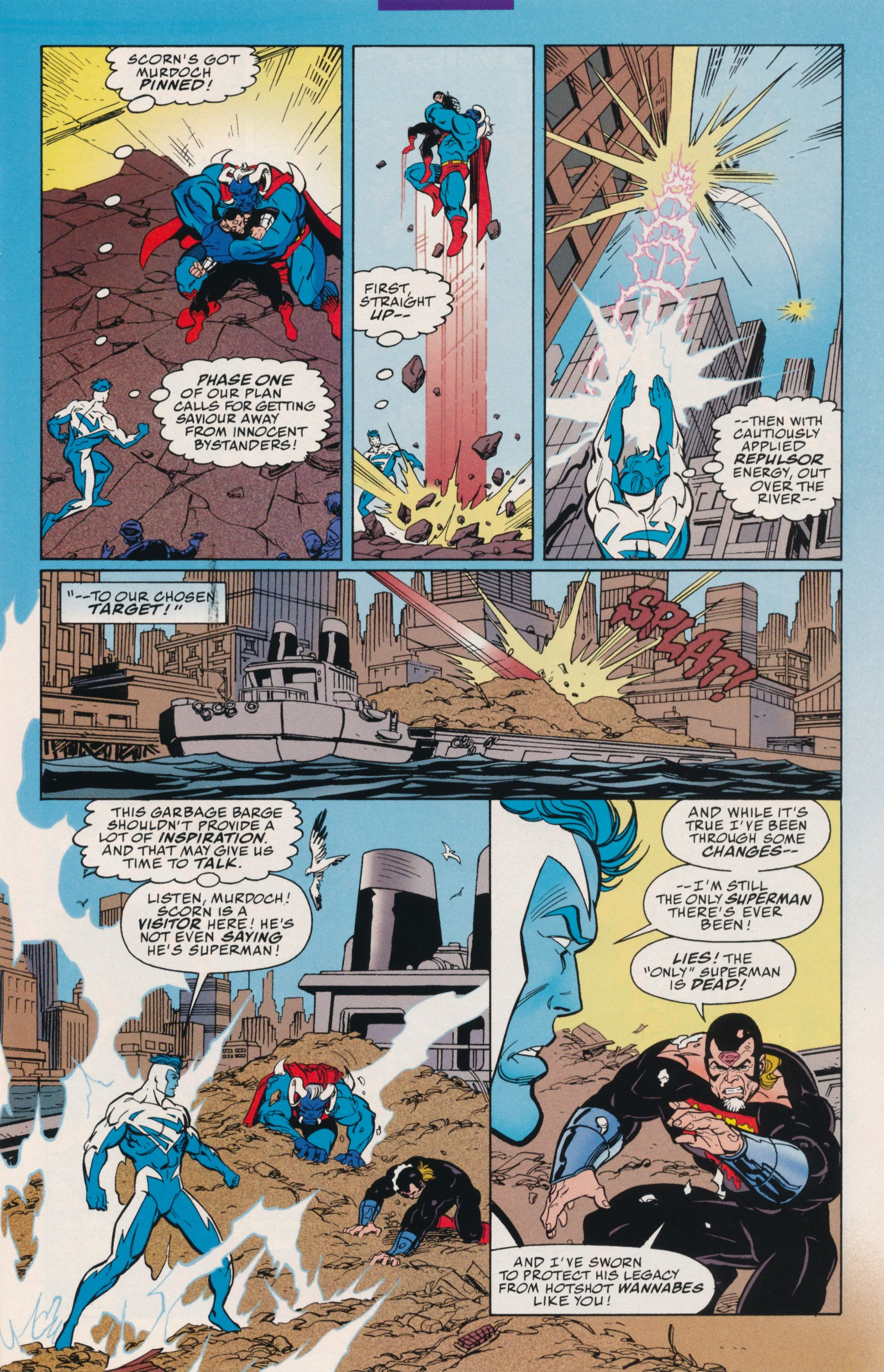 Read online Action Comics (1938) comic -  Issue #735 - 24