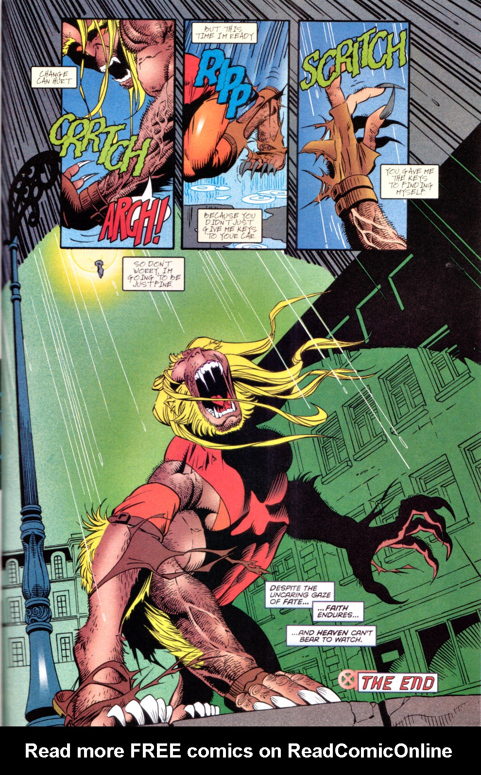 Read online X-Factor (1986) comic -  Issue #142 - 23