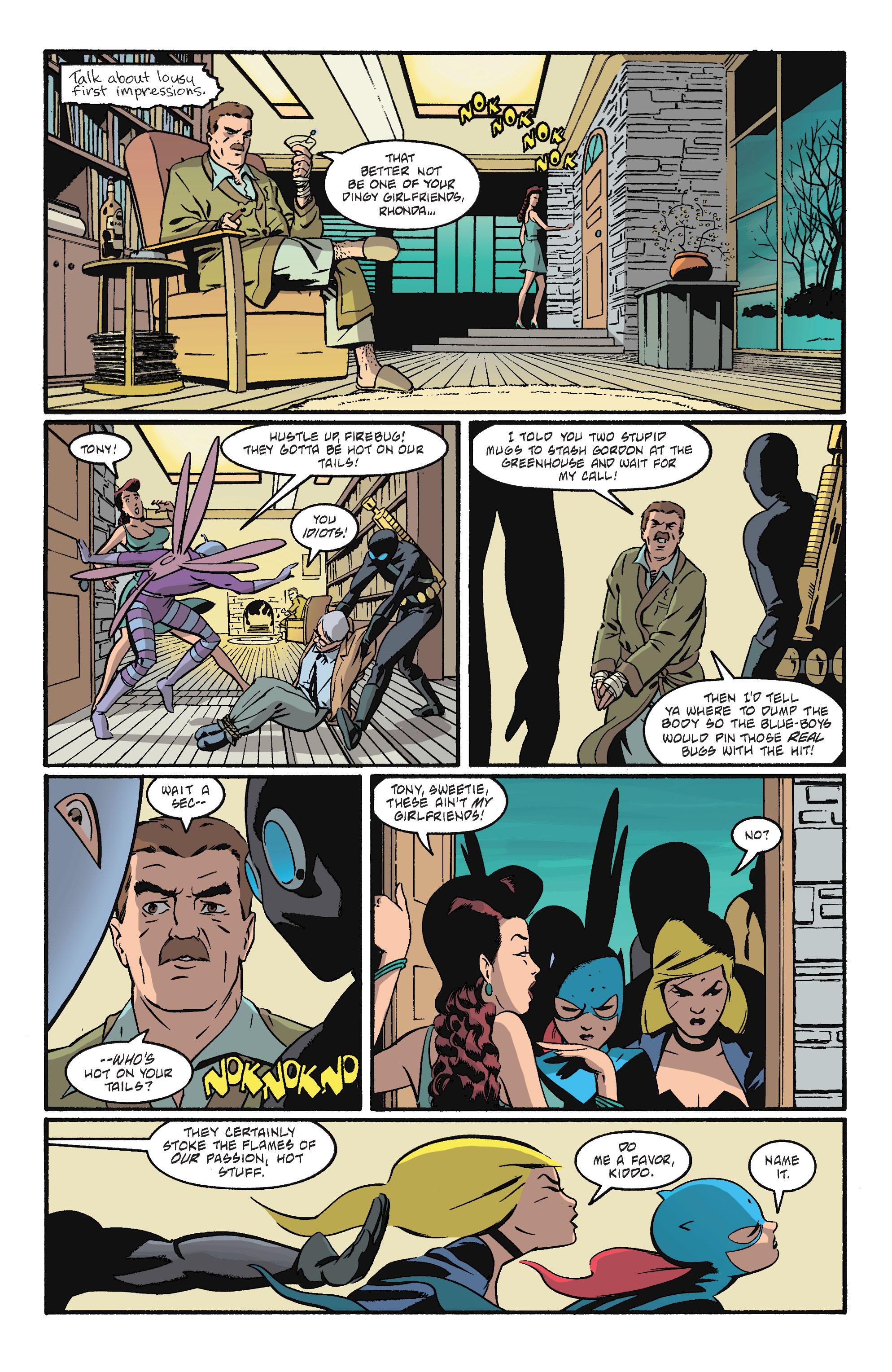 Read online Batgirl/Robin: Year One comic -  Issue # TPB 2 - 129