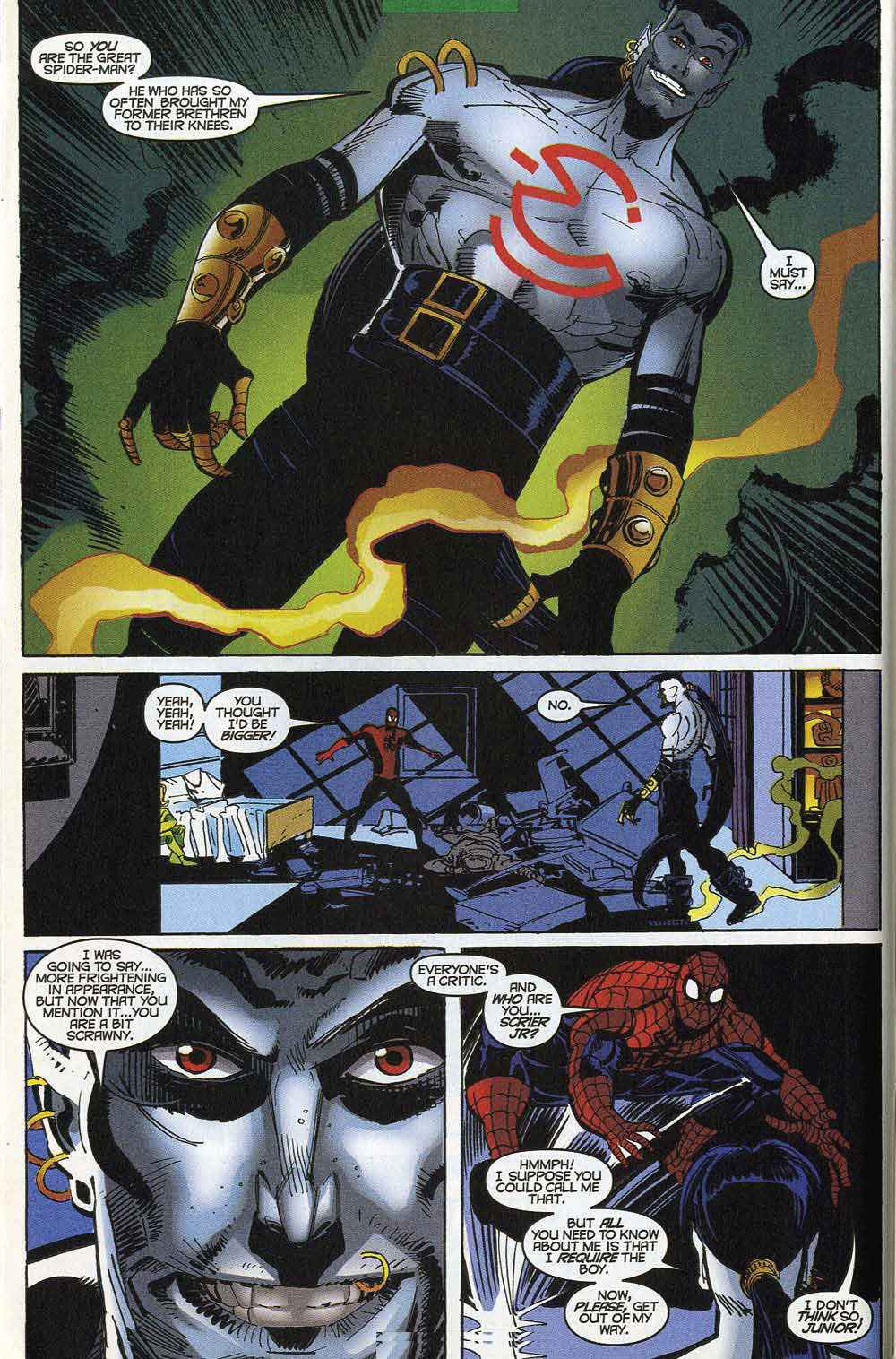 The Amazing Spider-Man (1999) _Annual_2 Page 13
