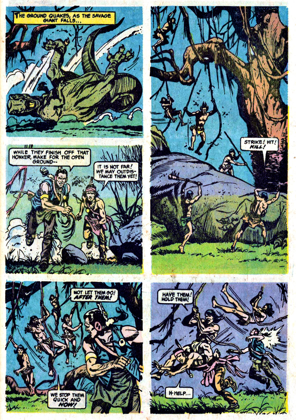 Read online Turok, Son of Stone comic -  Issue #114 - 24
