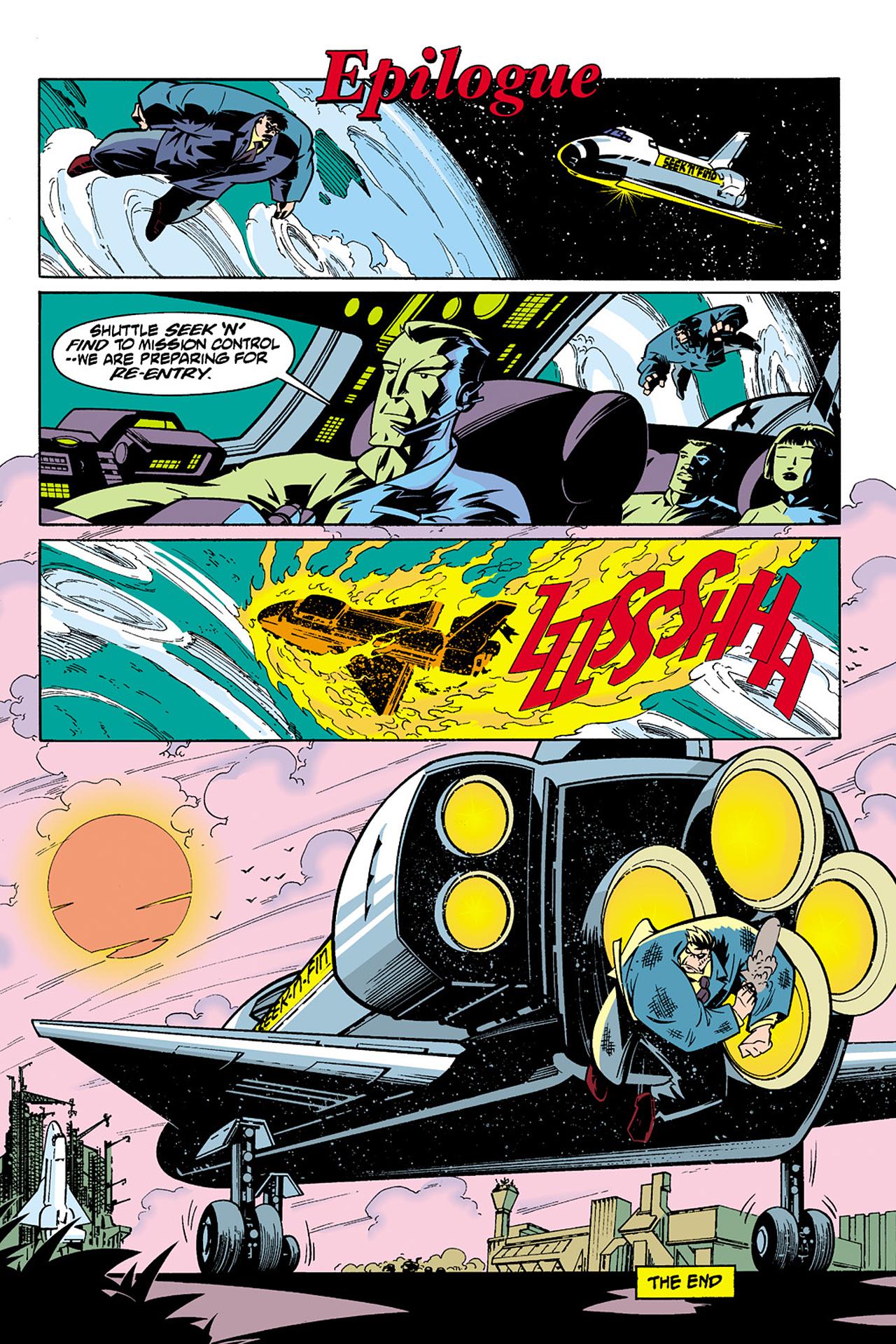 Read online Adventures Of The Mask Omnibus comic -  Issue #Adventures Of The Mask Omnibus Full - 301