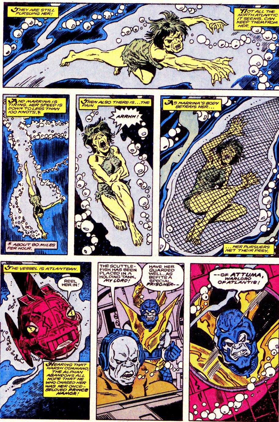 Read online Alpha Flight (1983) comic -  Issue #34 - 22