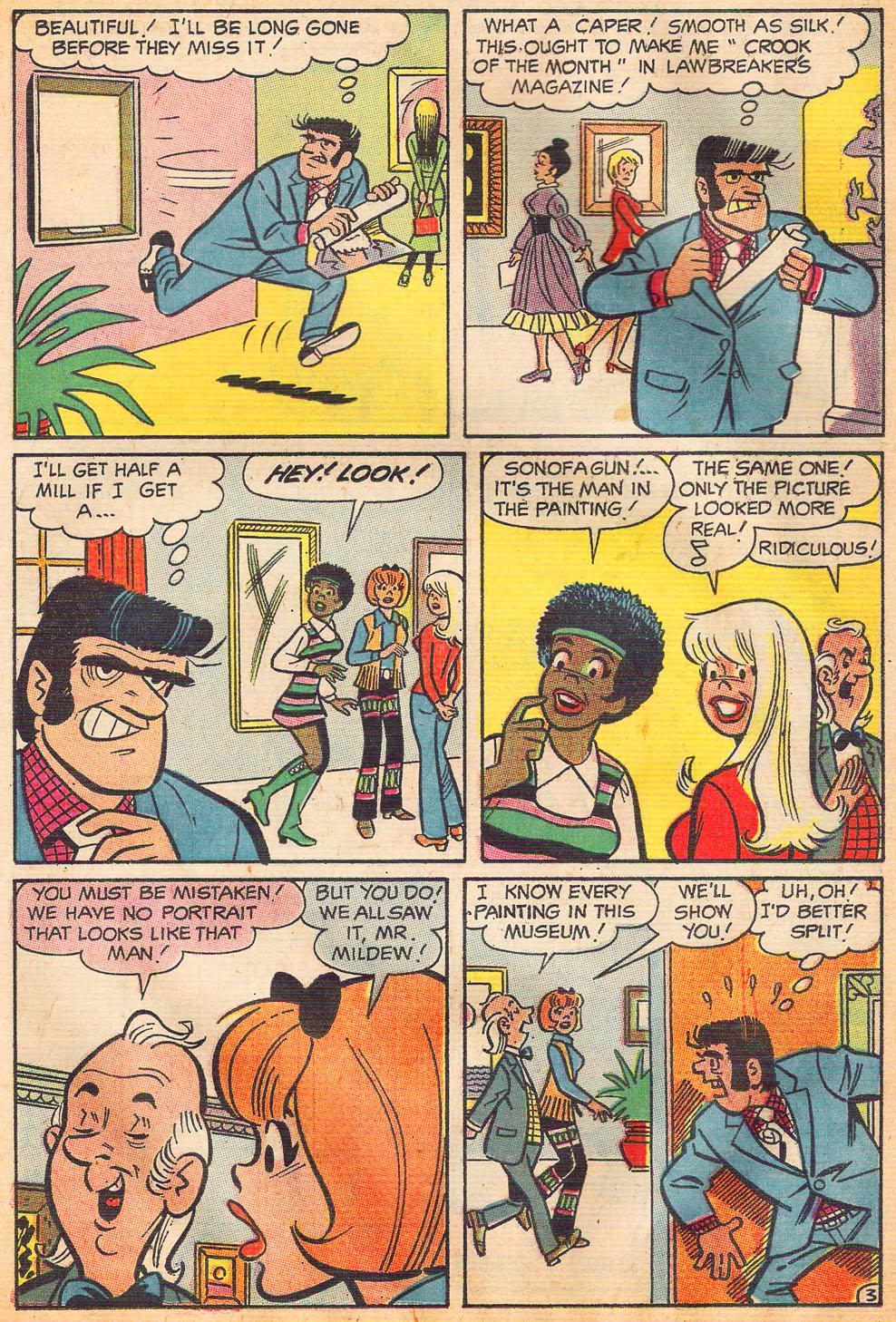 Read online She's Josie comic -  Issue #53 - 15