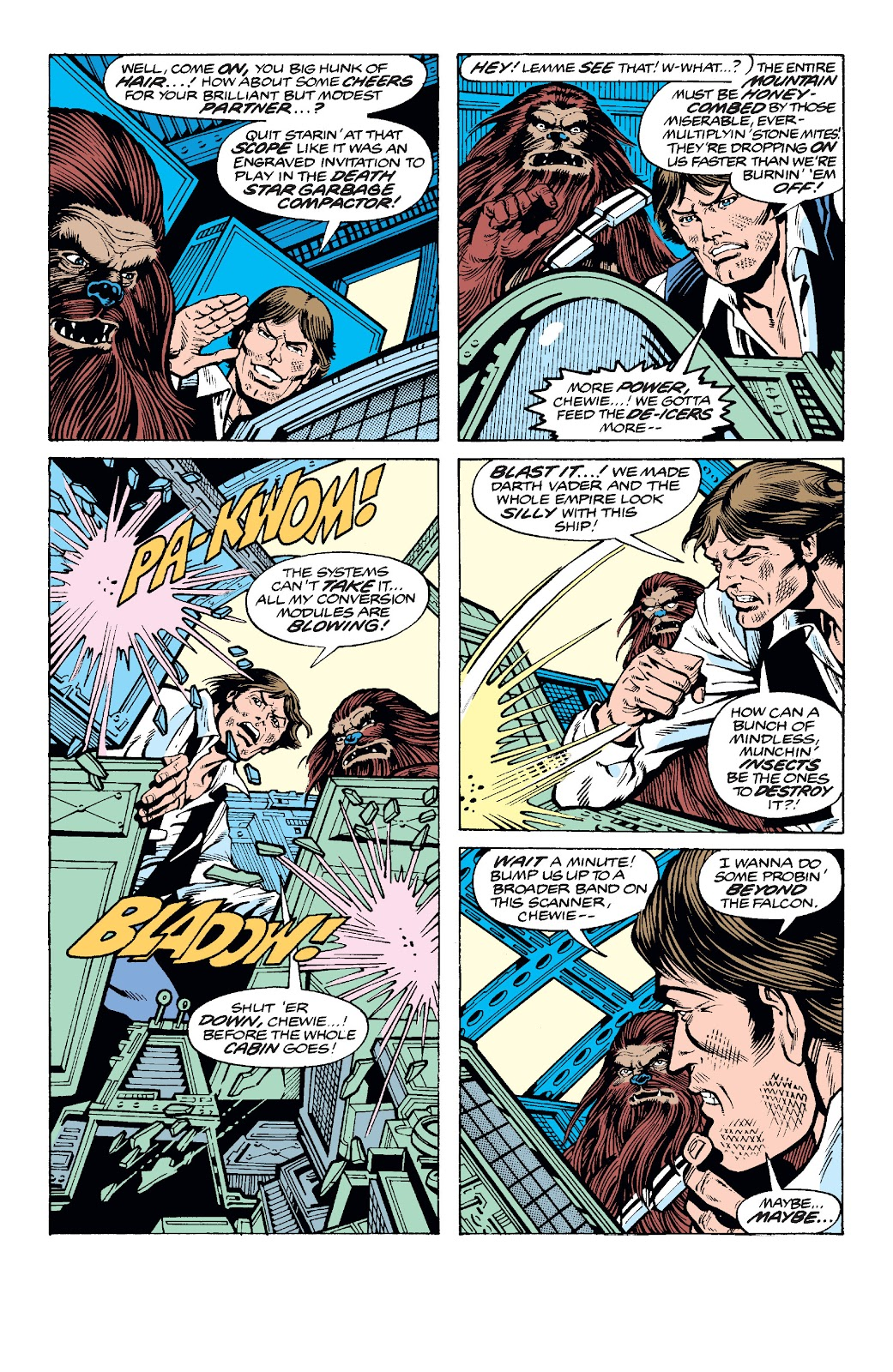 Read online Star Wars Legends: The Original Marvel Years - Epic Collection comic -  Issue # TPB 2 (Part 1) - 91