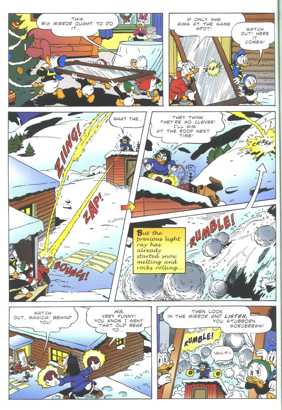 Read online Uncle Scrooge (1953) comic -  Issue #336 - 64