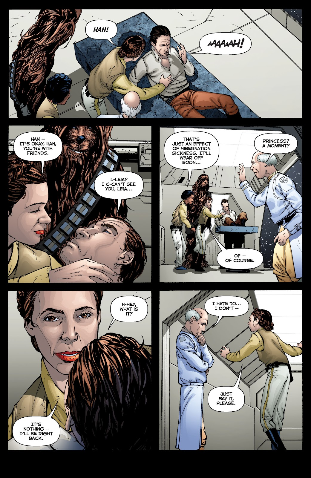 Read online Star Wars Legends: Infinities - Epic Collection comic -  Issue # TPB (Part 3) - 48