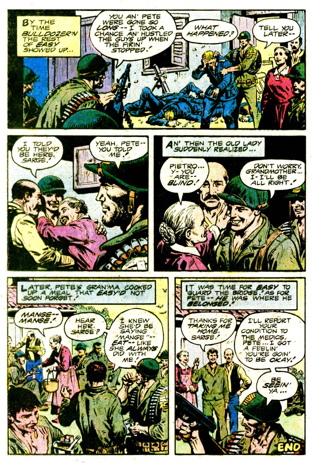 Read online Sgt. Rock comic -  Issue #364 - 19