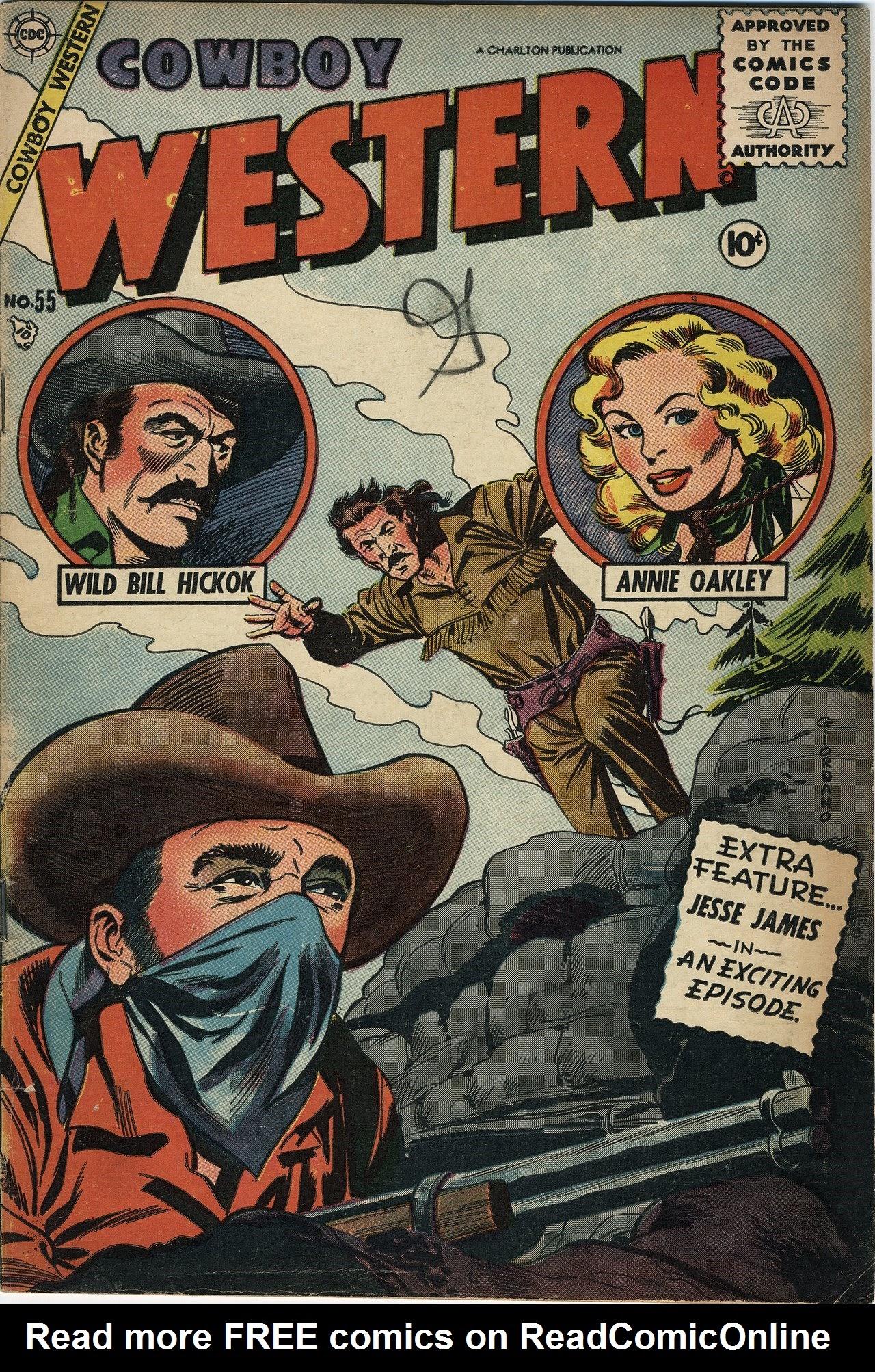 Cowboy Western 55 Page 1