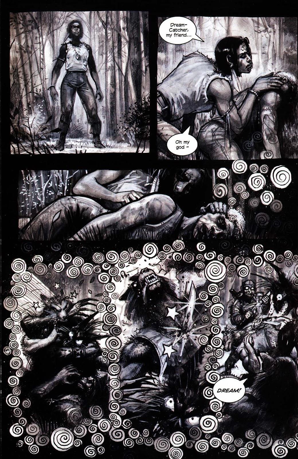 Read online Werewolf the Apocalypse comic -  Issue # Black Furies - 36