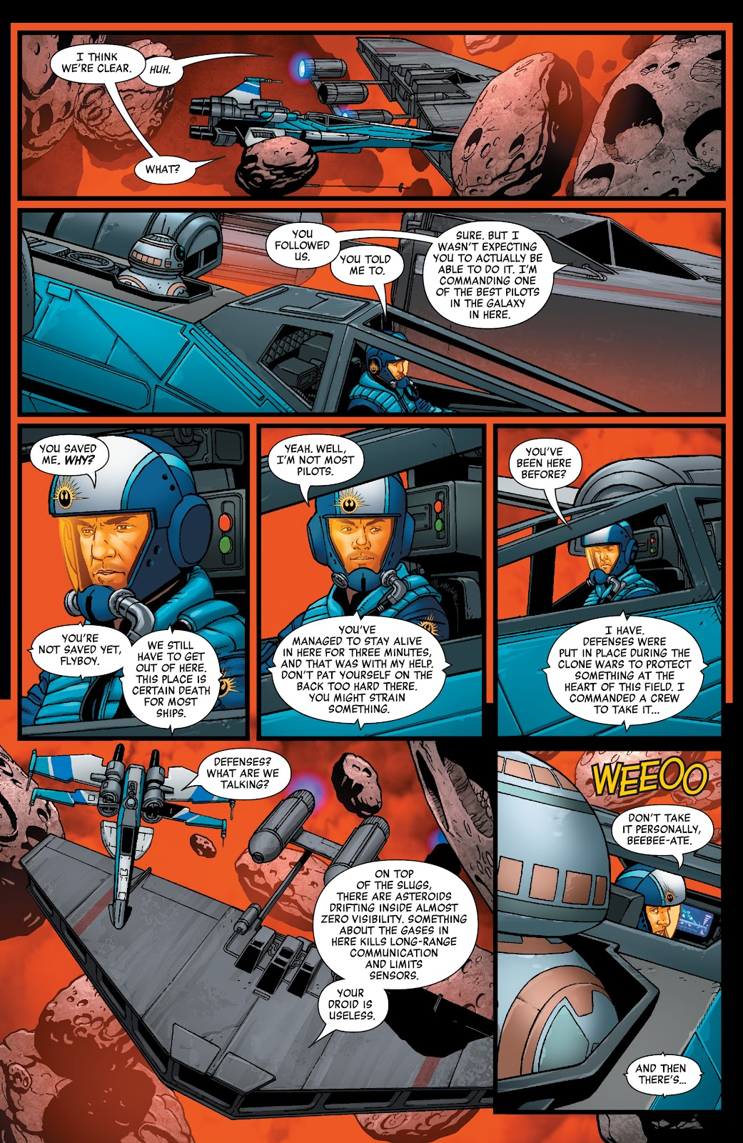 Read online Star Wars: Age of Republic: Heroes comic -  Issue # TPB - 40