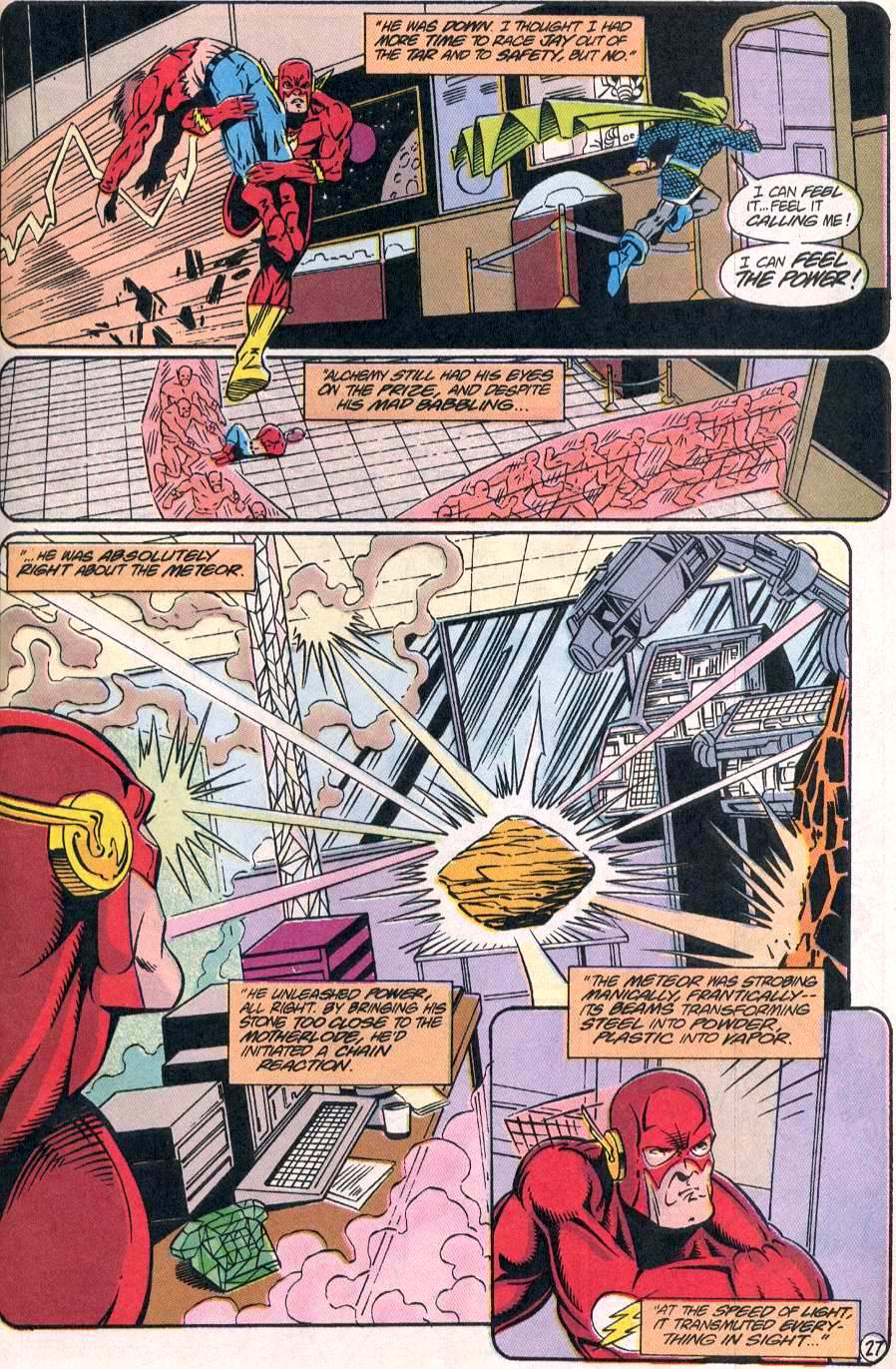 Read online The Flash (1987) comic -  Issue # _Annual 8 - 28