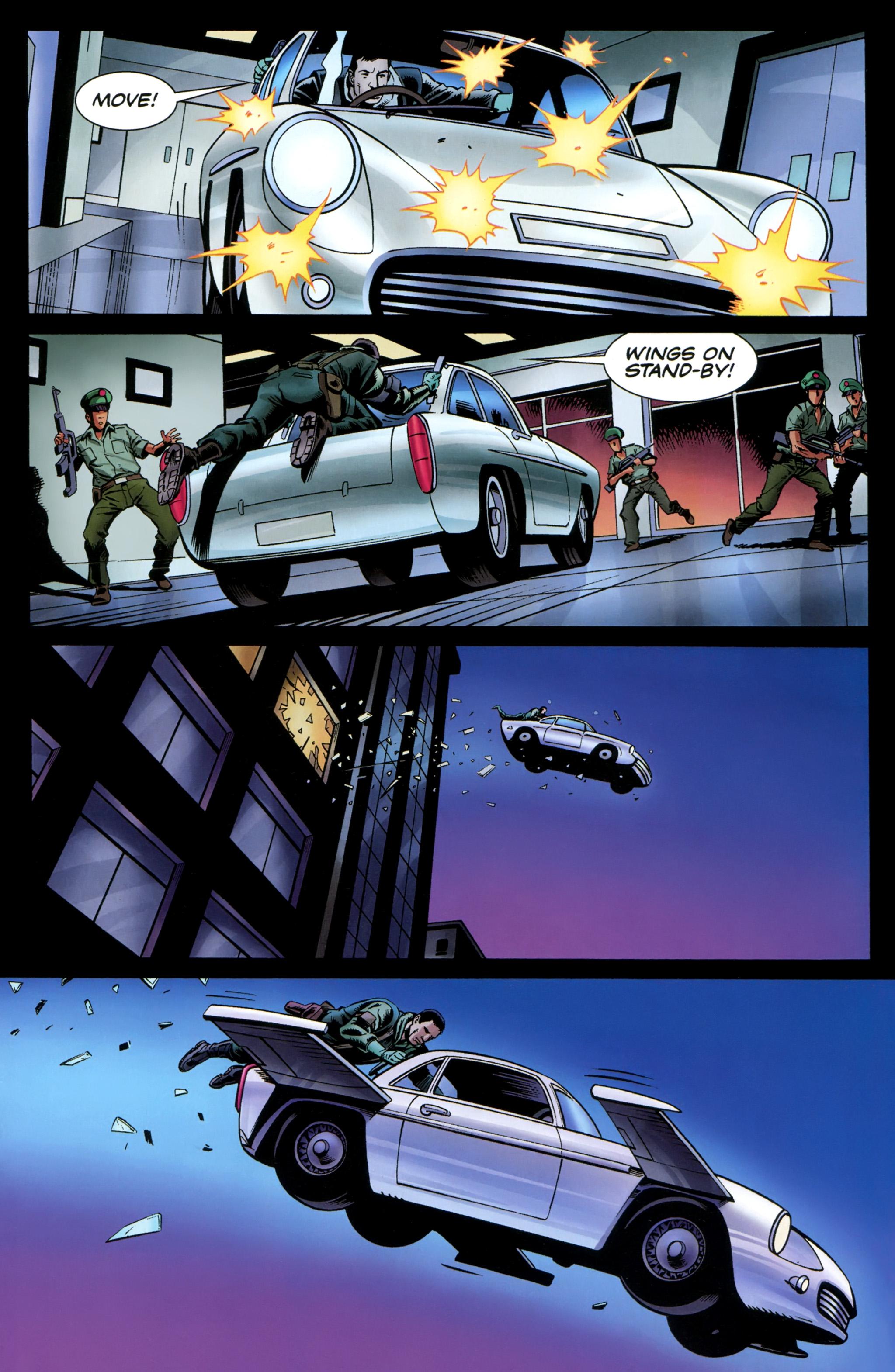 Read online Secret Service comic -  Issue #3 - 8