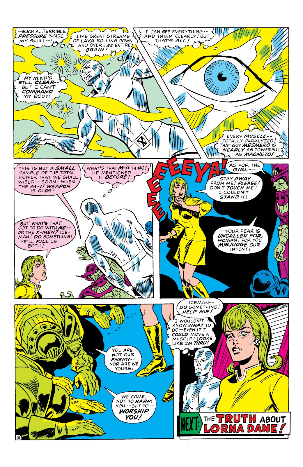Uncanny X-Men (1963) issue 49 - Page 16