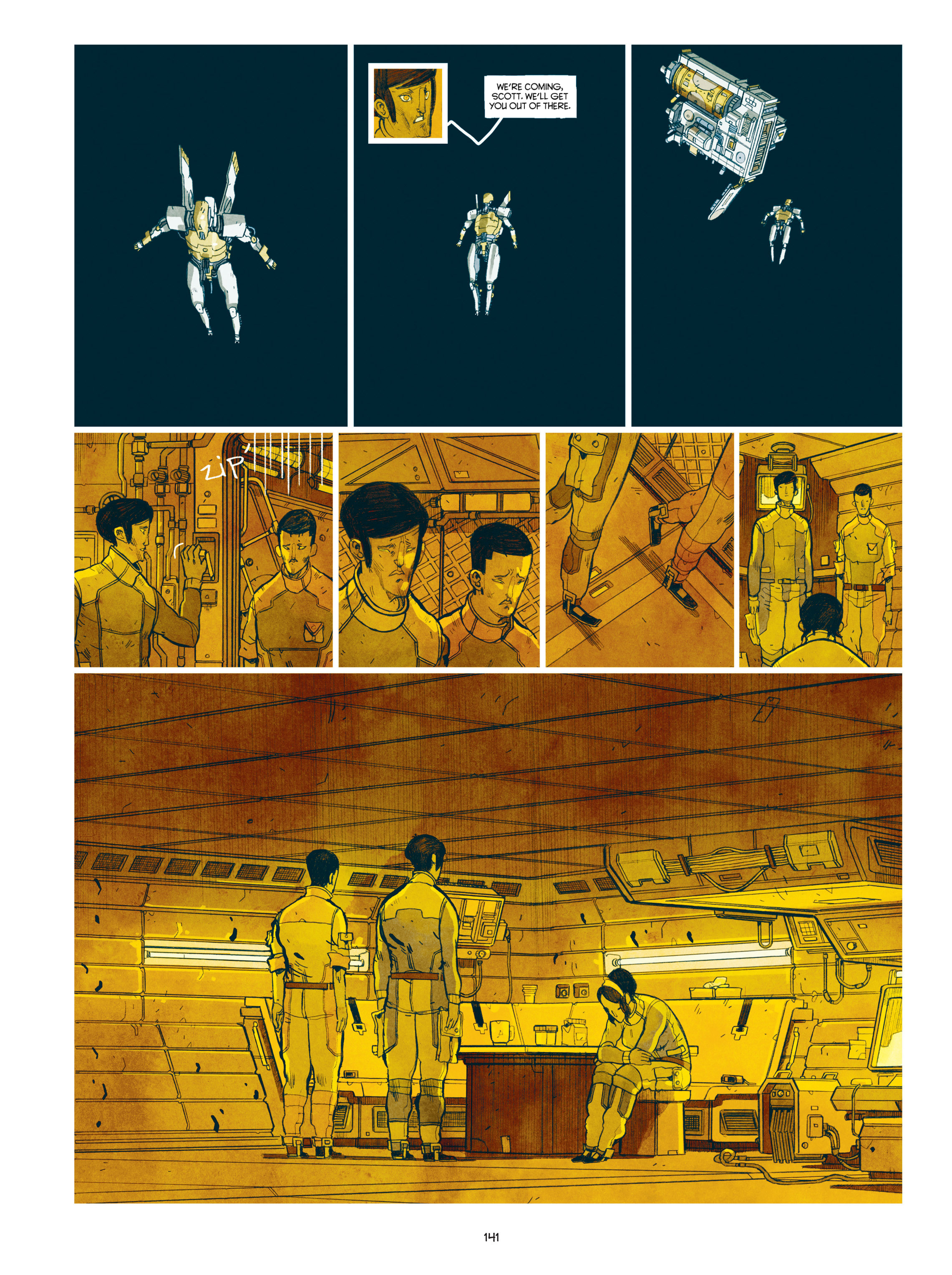 Read online Shangri-La comic -  Issue # Full - 142