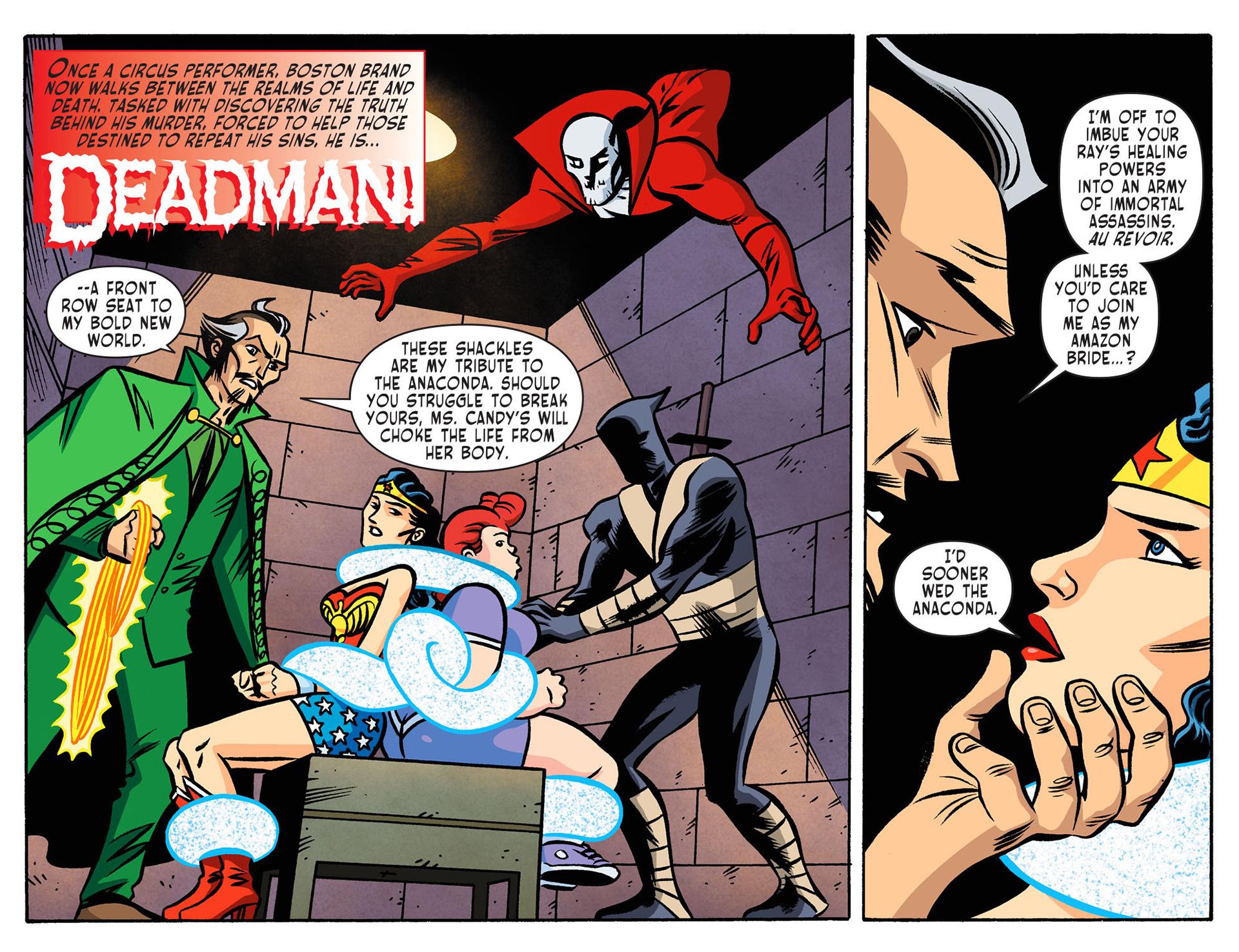 Read online Sensation Comics Featuring Wonder Woman comic -  Issue #8 - 5