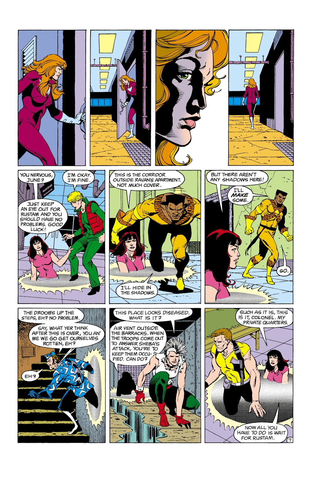 Suicide Squad (1987) Issue #2 #3 - English 8