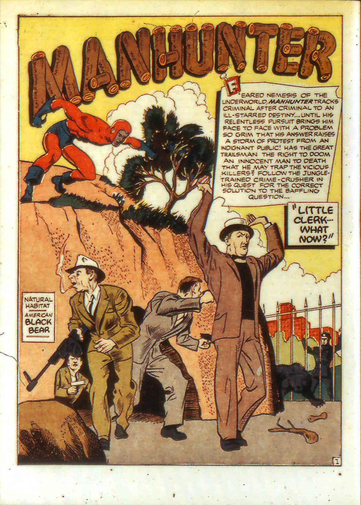 Read online Adventure Comics (1938) comic -  Issue #90 - 40