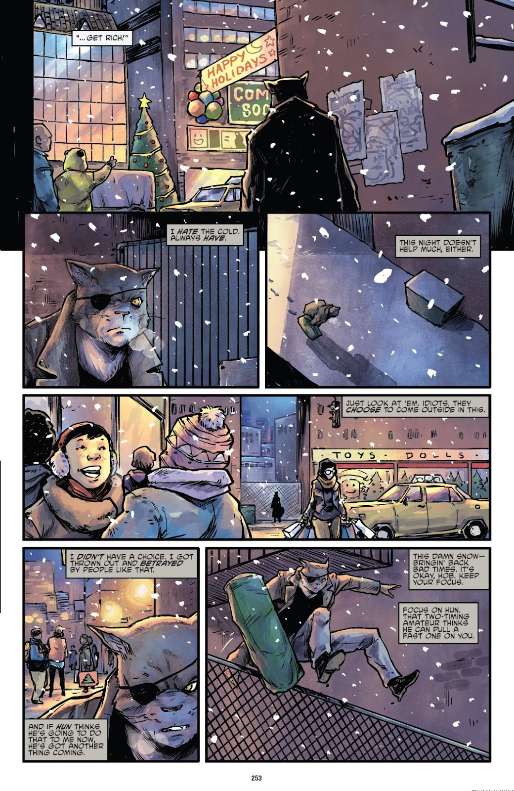 Read online Teenage Mutant Ninja Turtles: The IDW Collection comic -  Issue # TPB 8 (Part 3) - 51