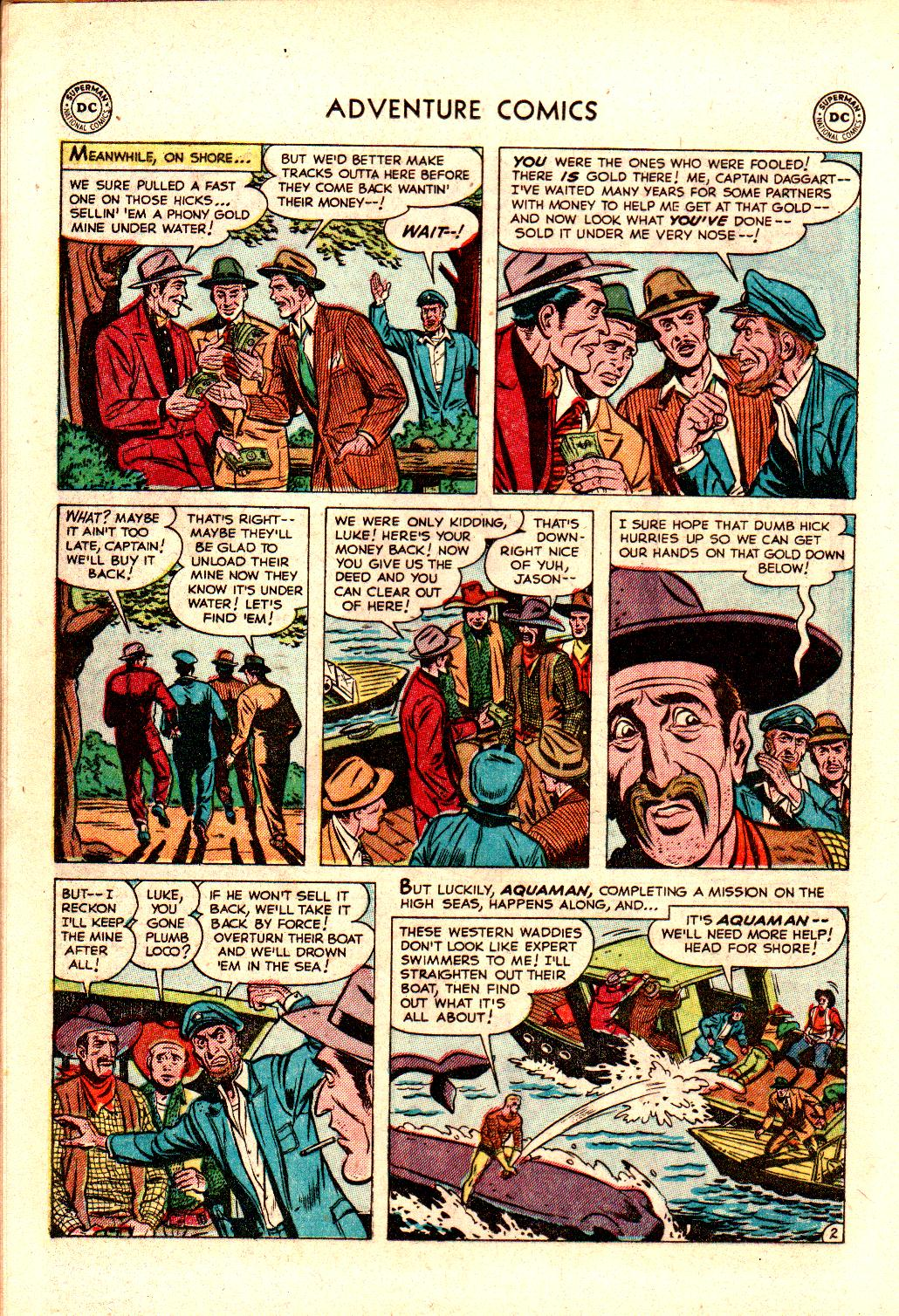 Read online Adventure Comics (1938) comic -  Issue #173 - 18