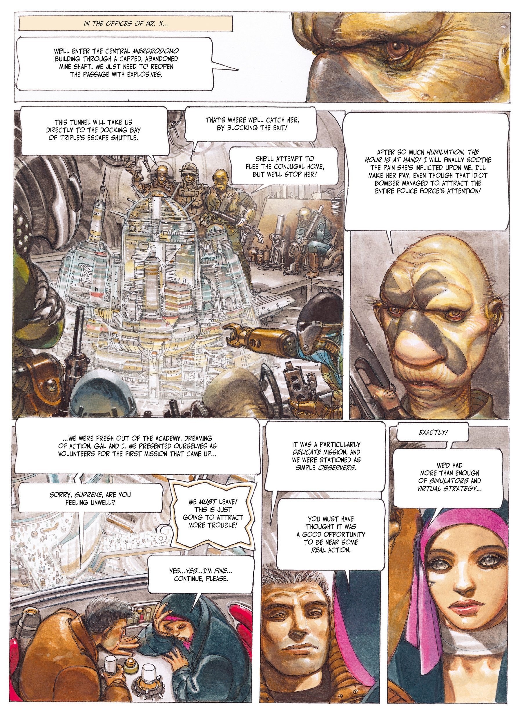 Read online The Fourth Power comic -  Issue #2 - 27