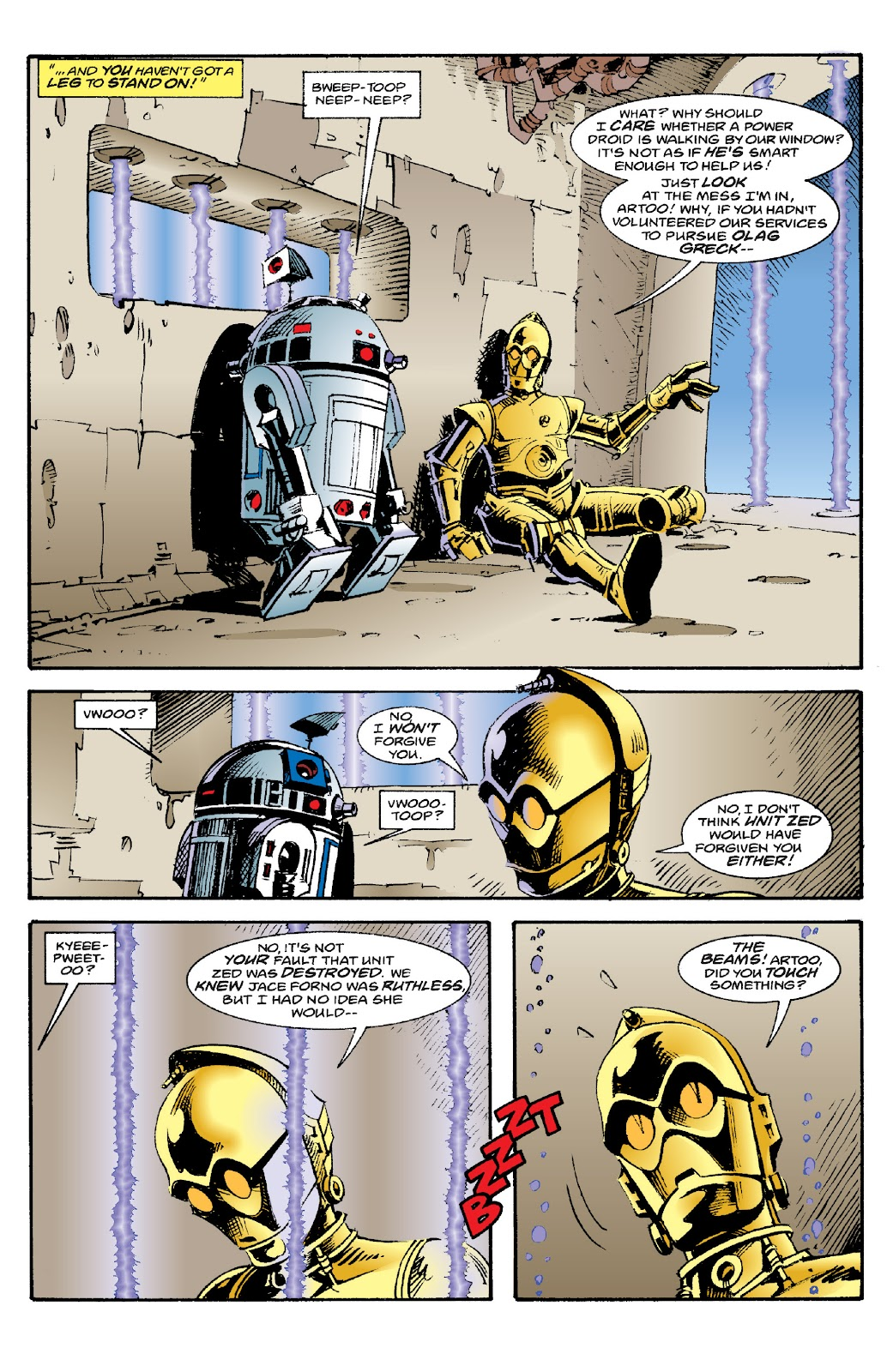 Read online Star Wars Legends Epic Collection: The Empire comic -  Issue # TPB 5 (Part 3) - 18