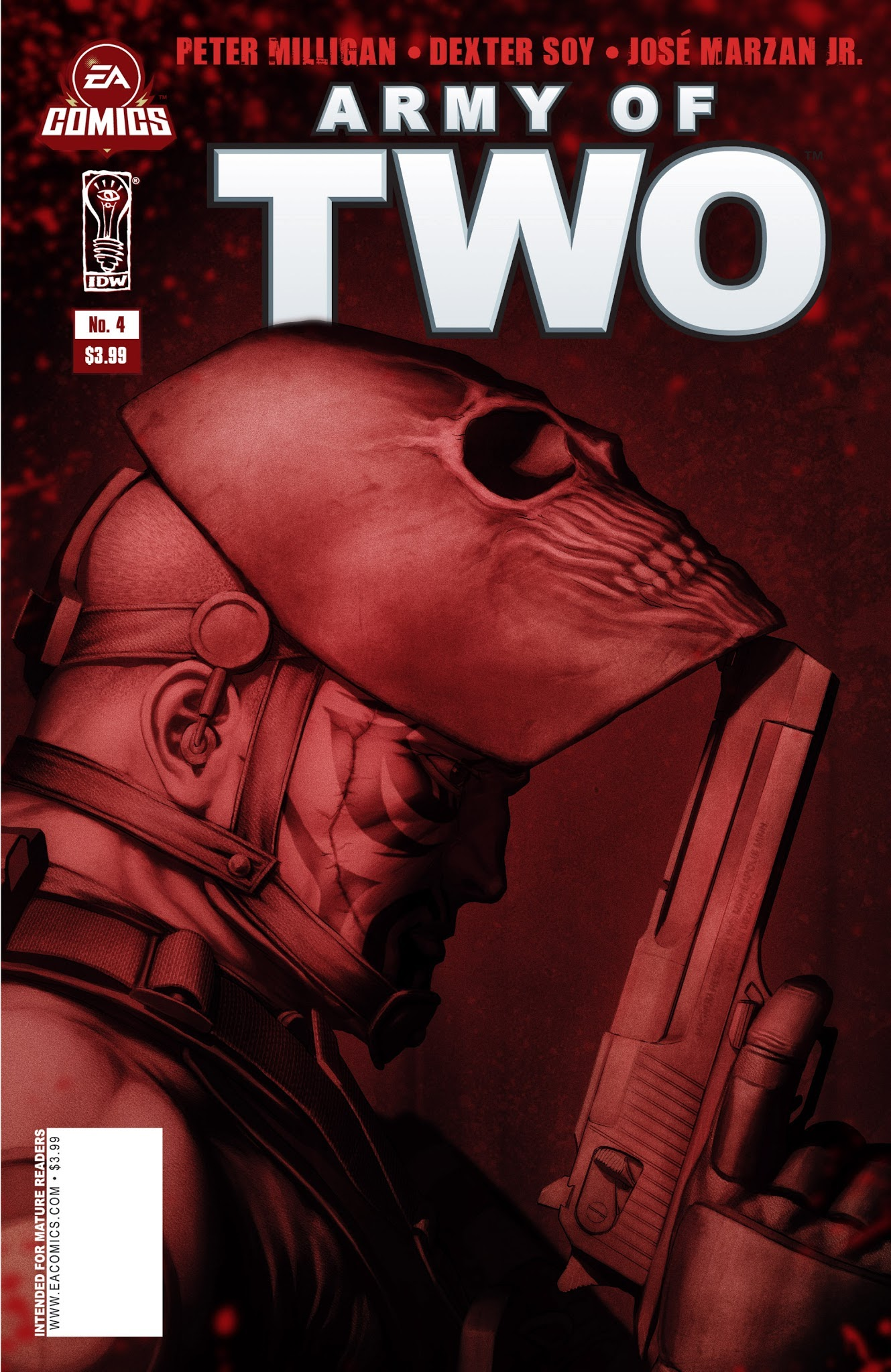 Army of Two 4 Page 1