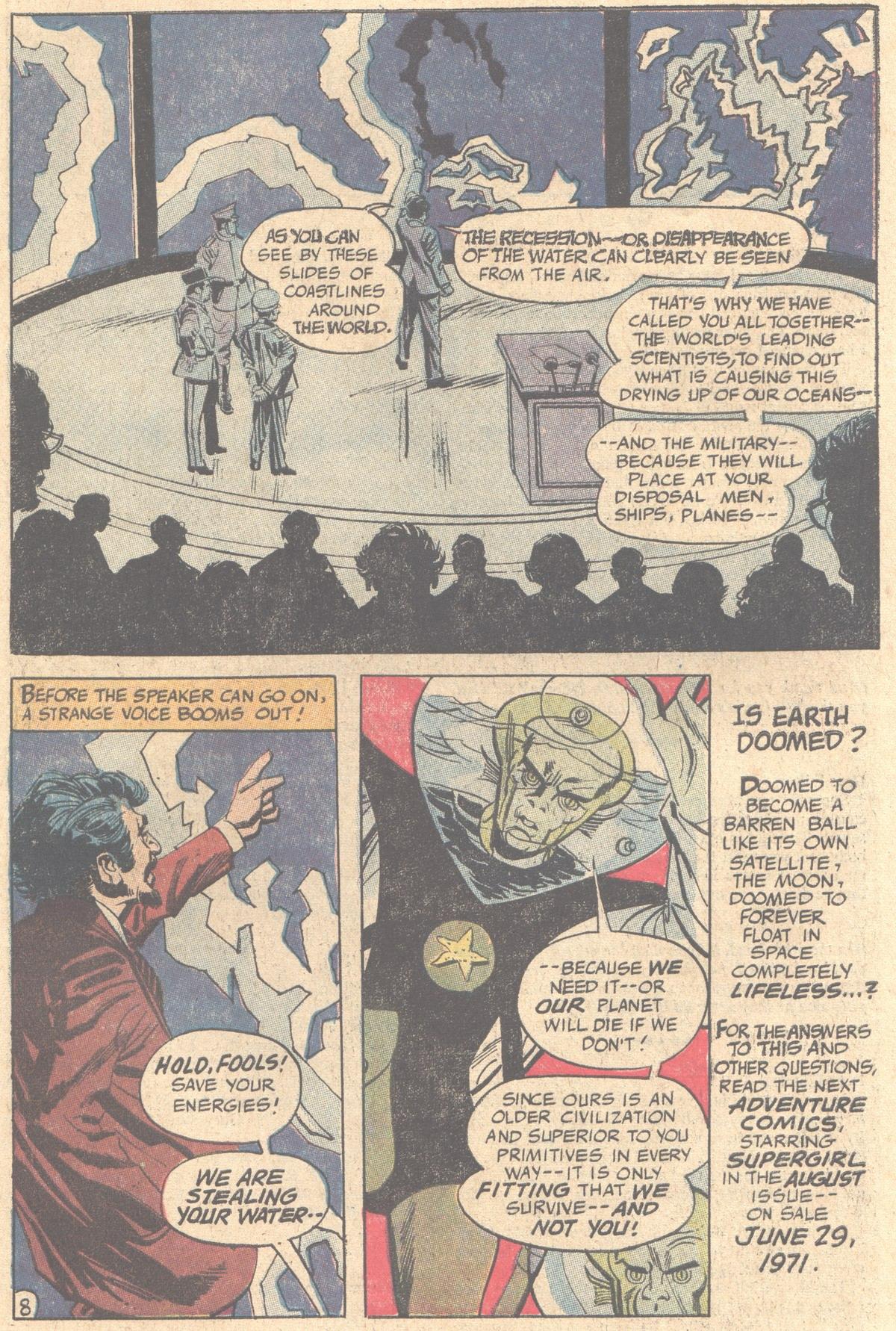 Read online Adventure Comics (1938) comic -  Issue #408 - 31