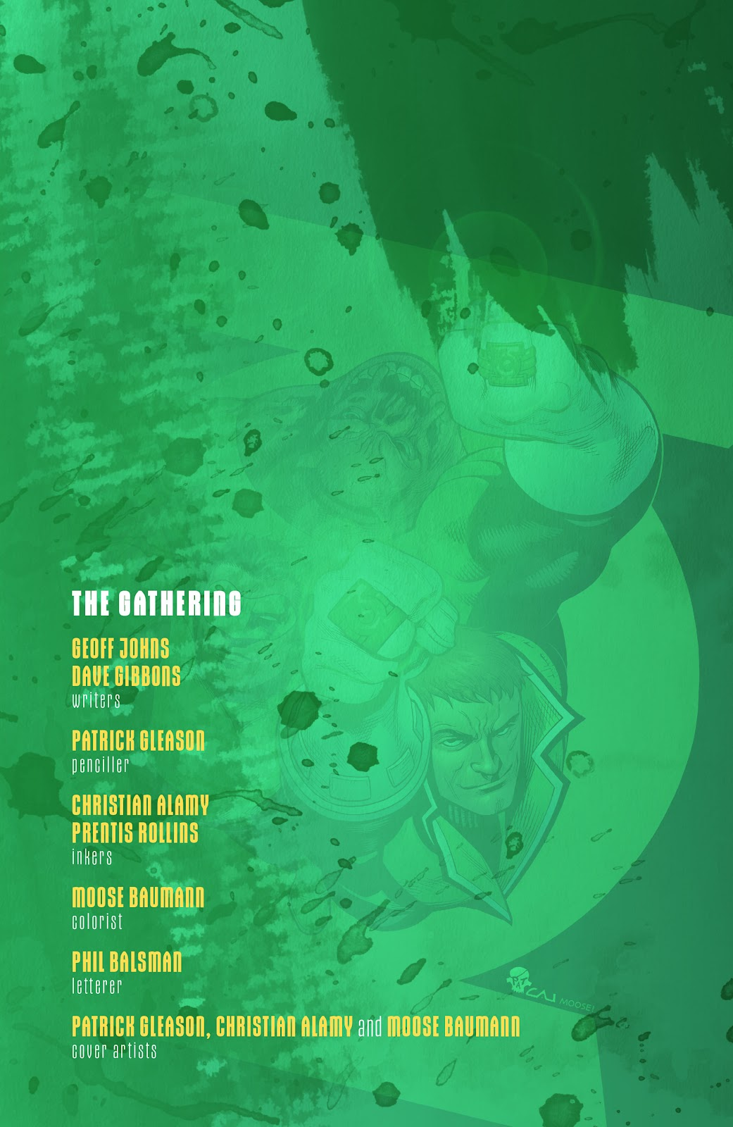 Read online Green Lantern by Geoff Johns comic -  Issue # TPB 1 (Part 2) - 78