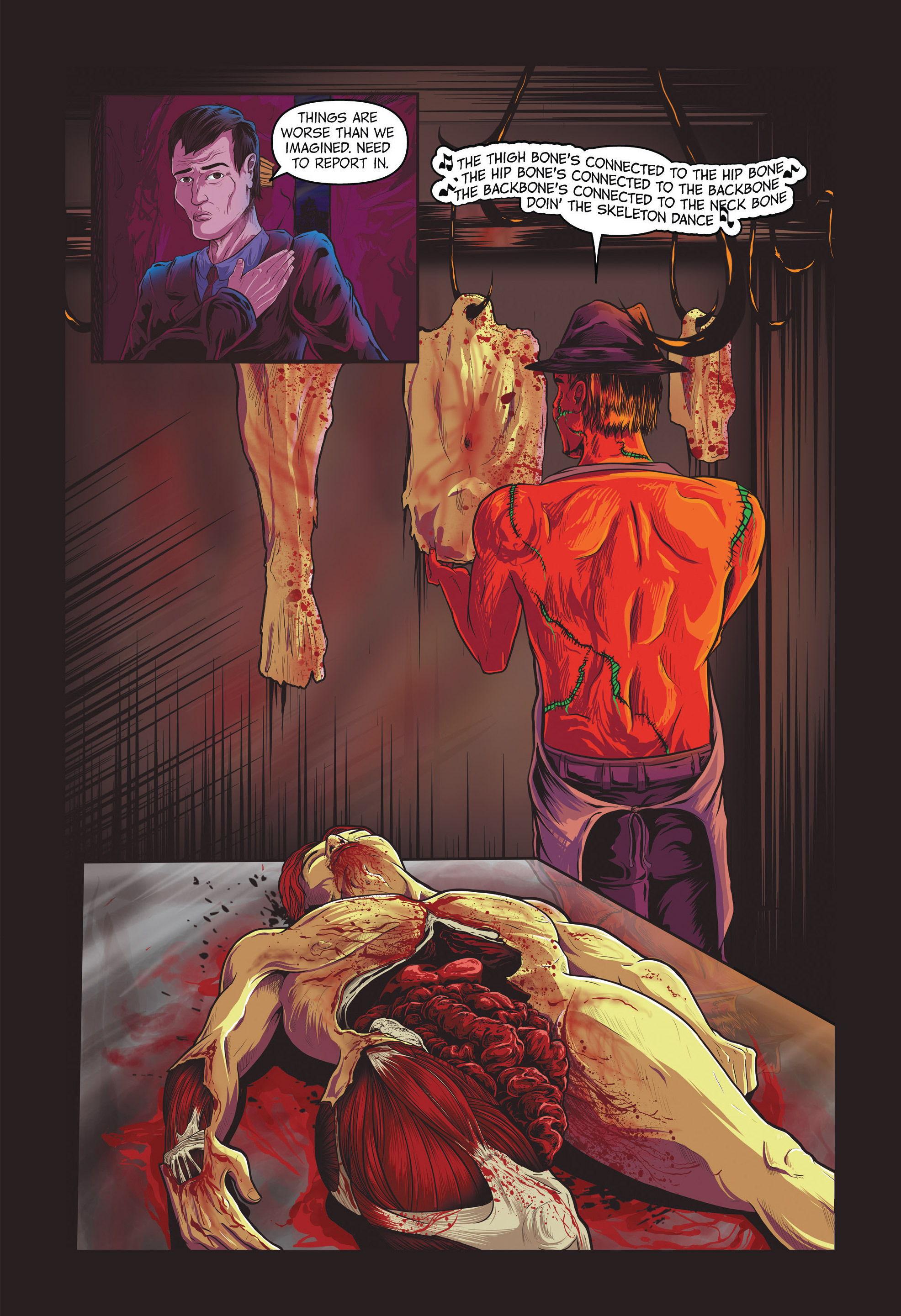 Read online Redemption Heights comic -  Issue # Full - 48
