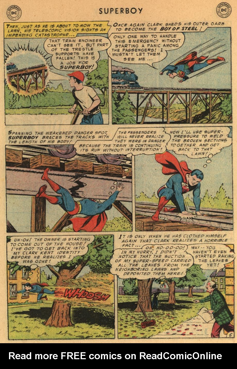 Superboy (1949) issue 44 - Page 15