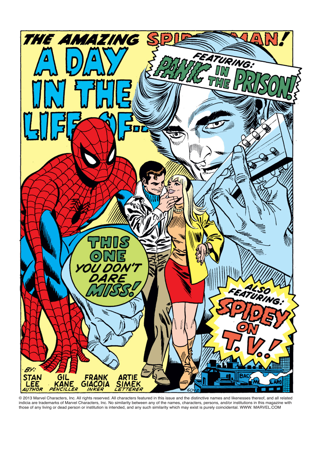 The Amazing Spider-Man (1963) 99 Page 1