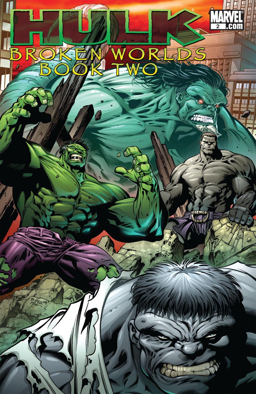 Hulk: Broken Worlds issue 2 - Page 1