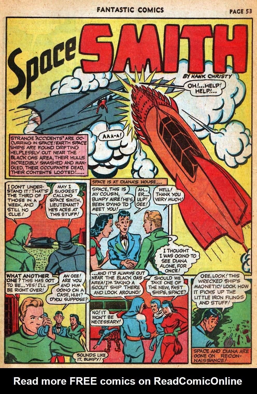 Read online Fantastic Comics comic -  Issue #22 - 54