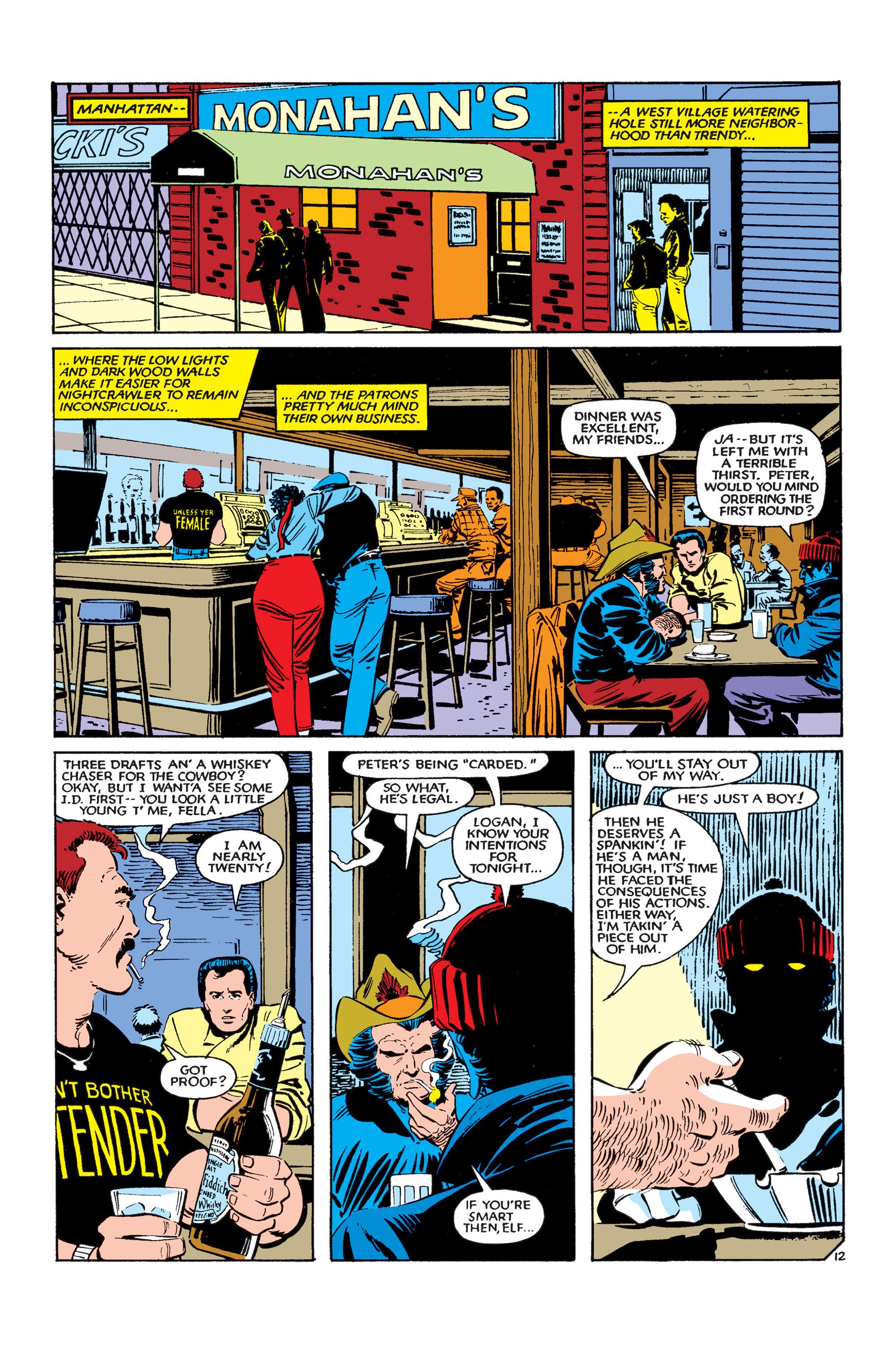 Read online Uncanny X-Men (1963) comic -  Issue #183 - 13