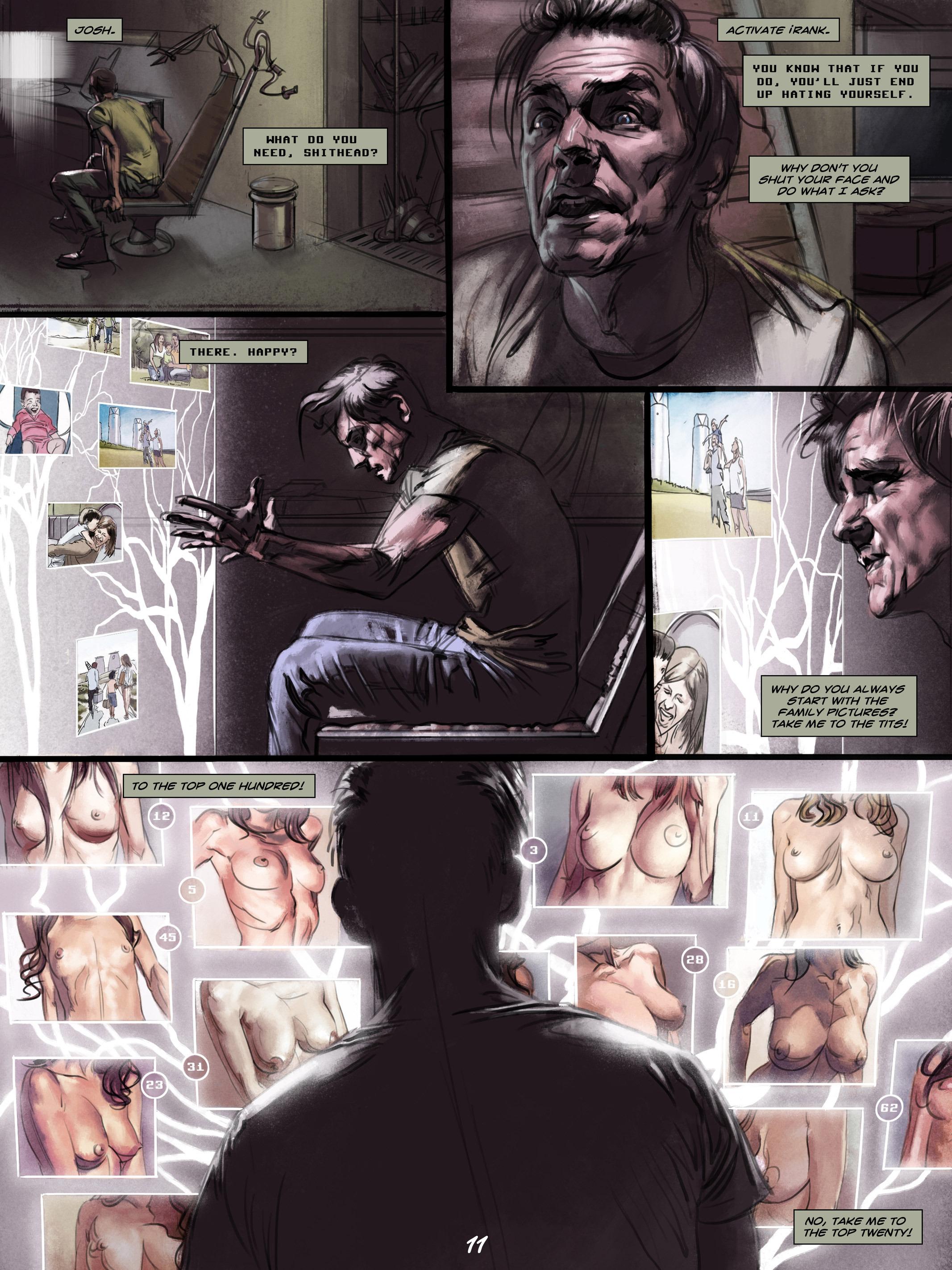 Read online Wynter comic -  Issue #4 - 12