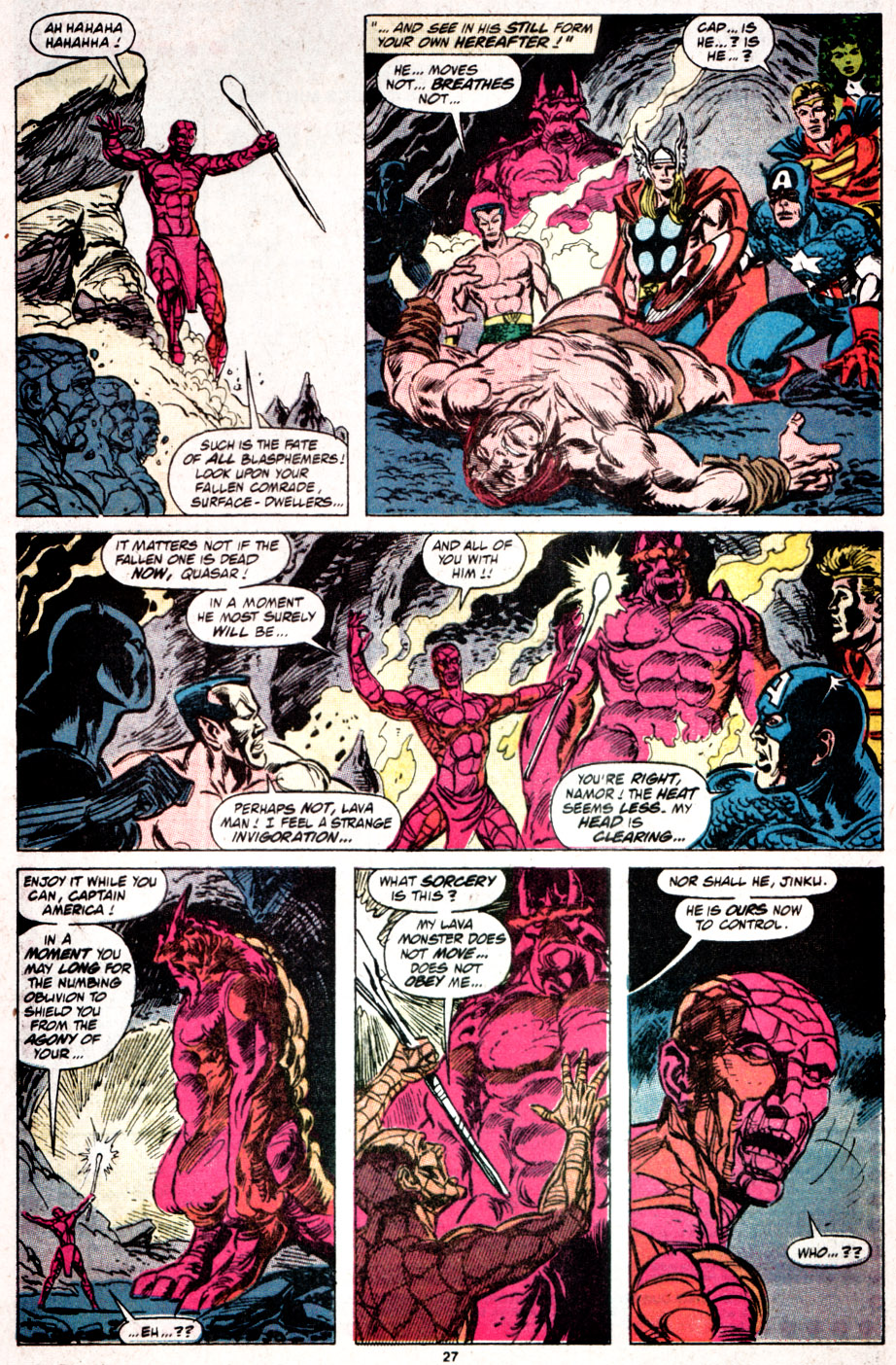 The Avengers (1963) 307 Page 20