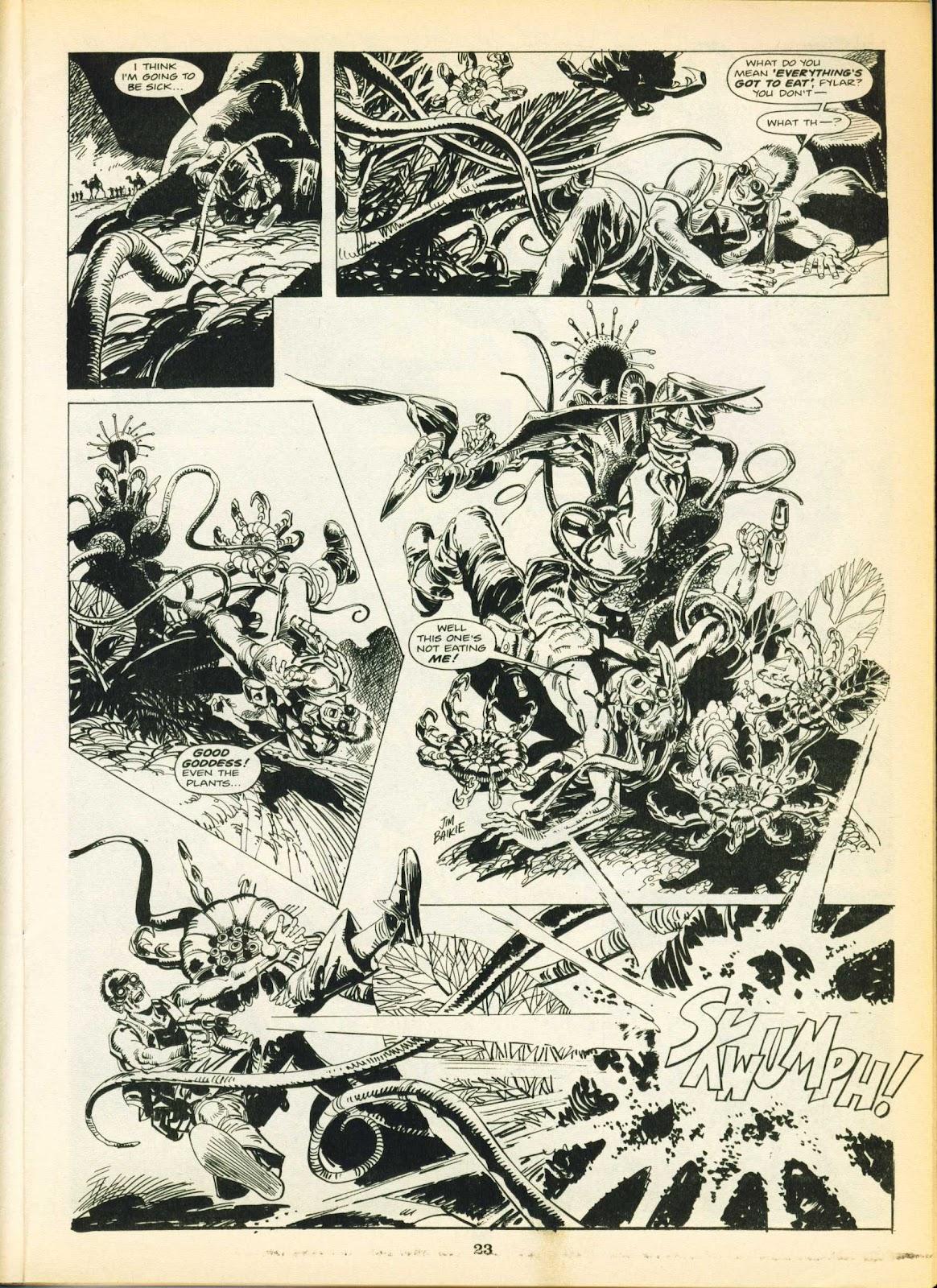 Warrior Issue #15 #16 - English 23