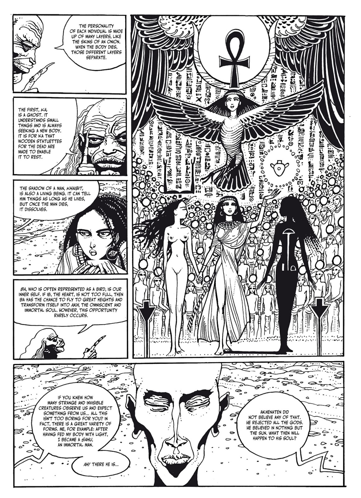 Read online The Egyptian Princesses comic -  Issue # TPB 1 (Part 3) - 35