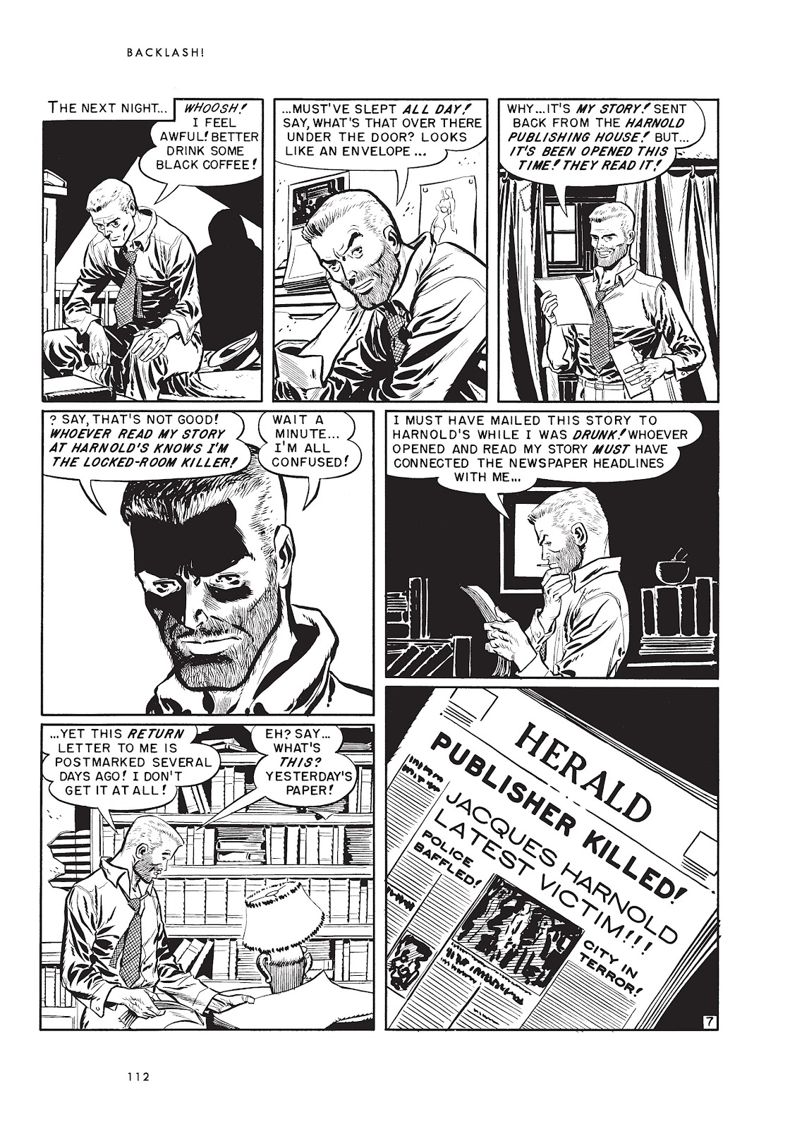 Read online Voodoo Vengeance and Other Stories comic -  Issue # TPB (Part 2) - 30