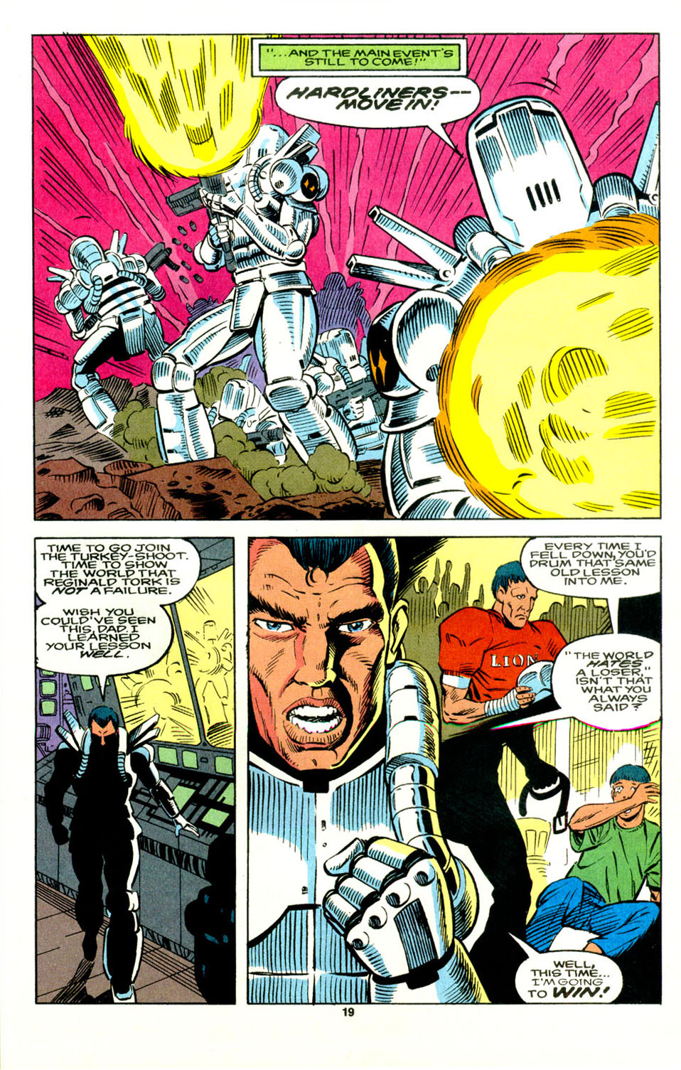 Read online Alpha Flight (1983) comic -  Issue #129 - 16