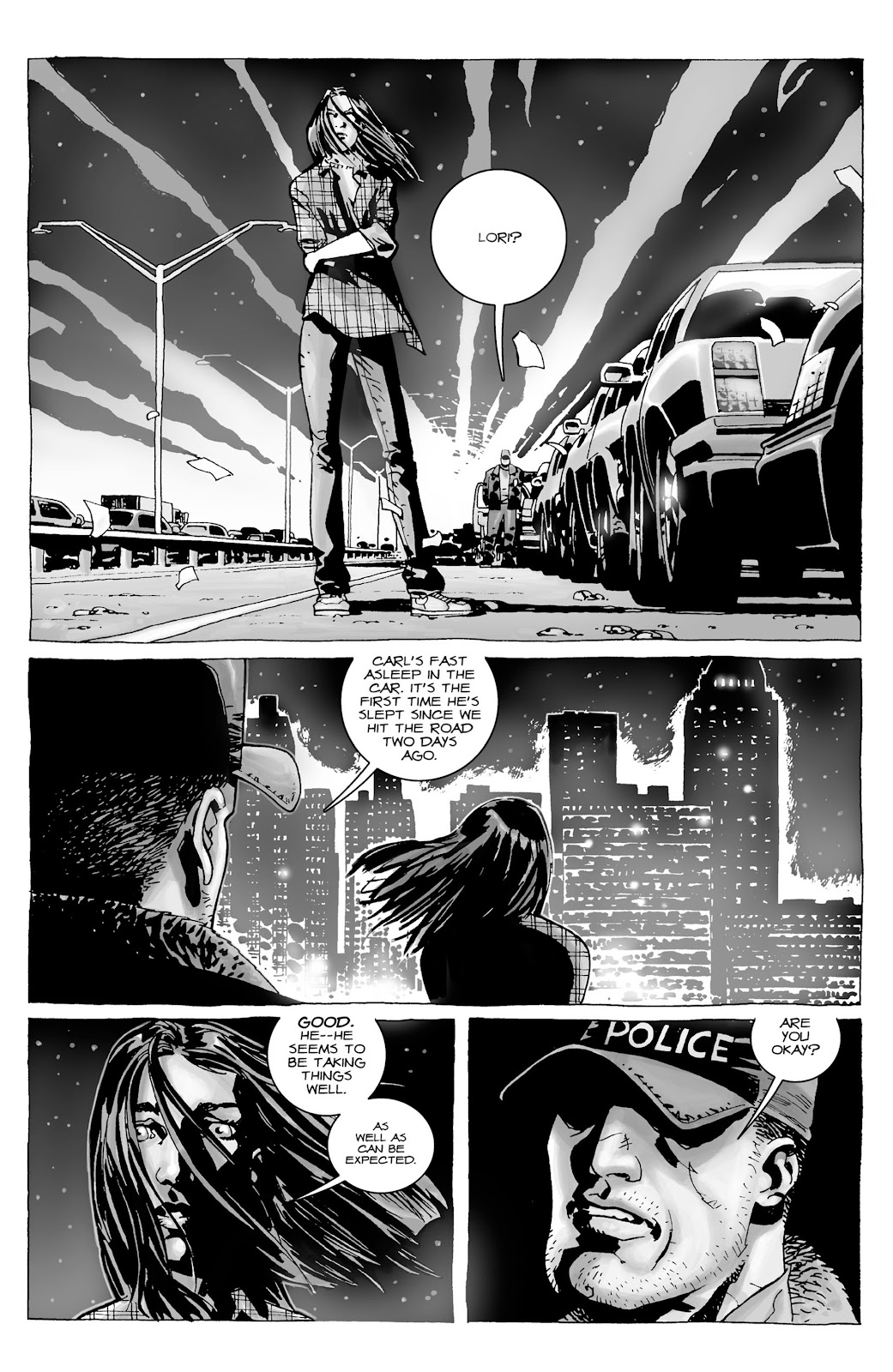 The Walking Dead issue Special - Tyreese Special - Page 9