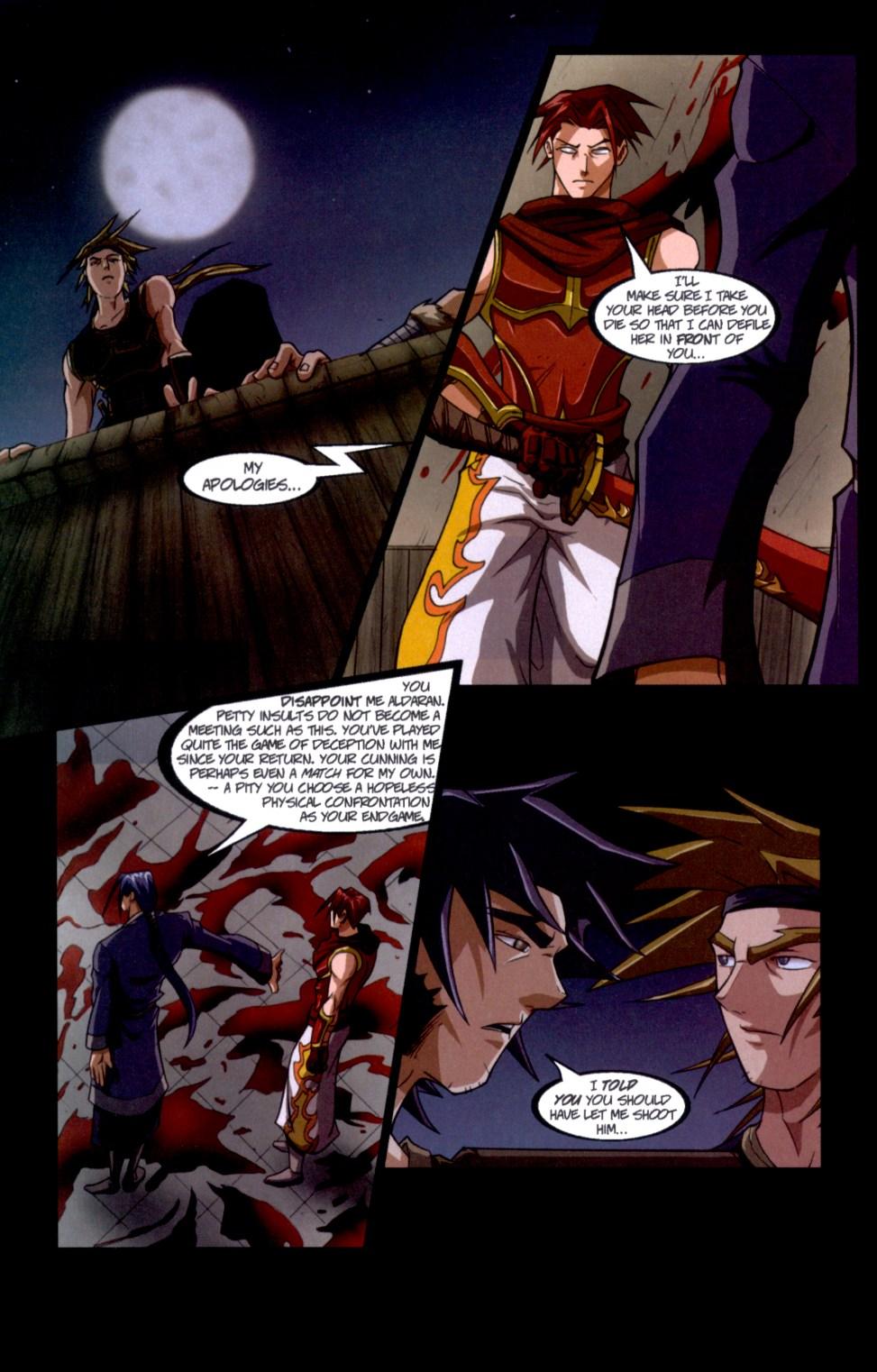 Read online Shidima comic -  Issue #6 - 20