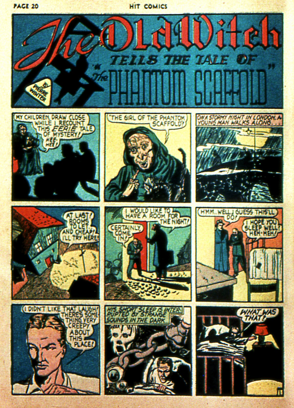 Read online Hit Comics comic -  Issue #2 - 22